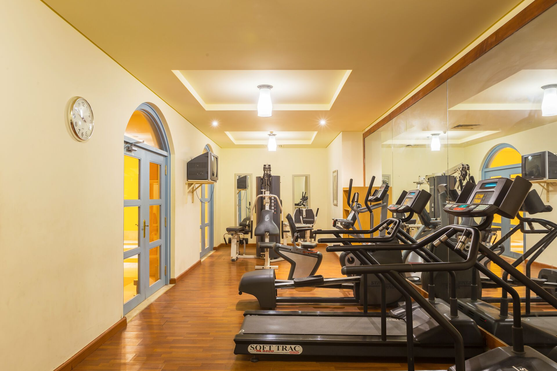 Fitnesscenter in Ihrem 5-Sterne Strand Beach & Golf Resort