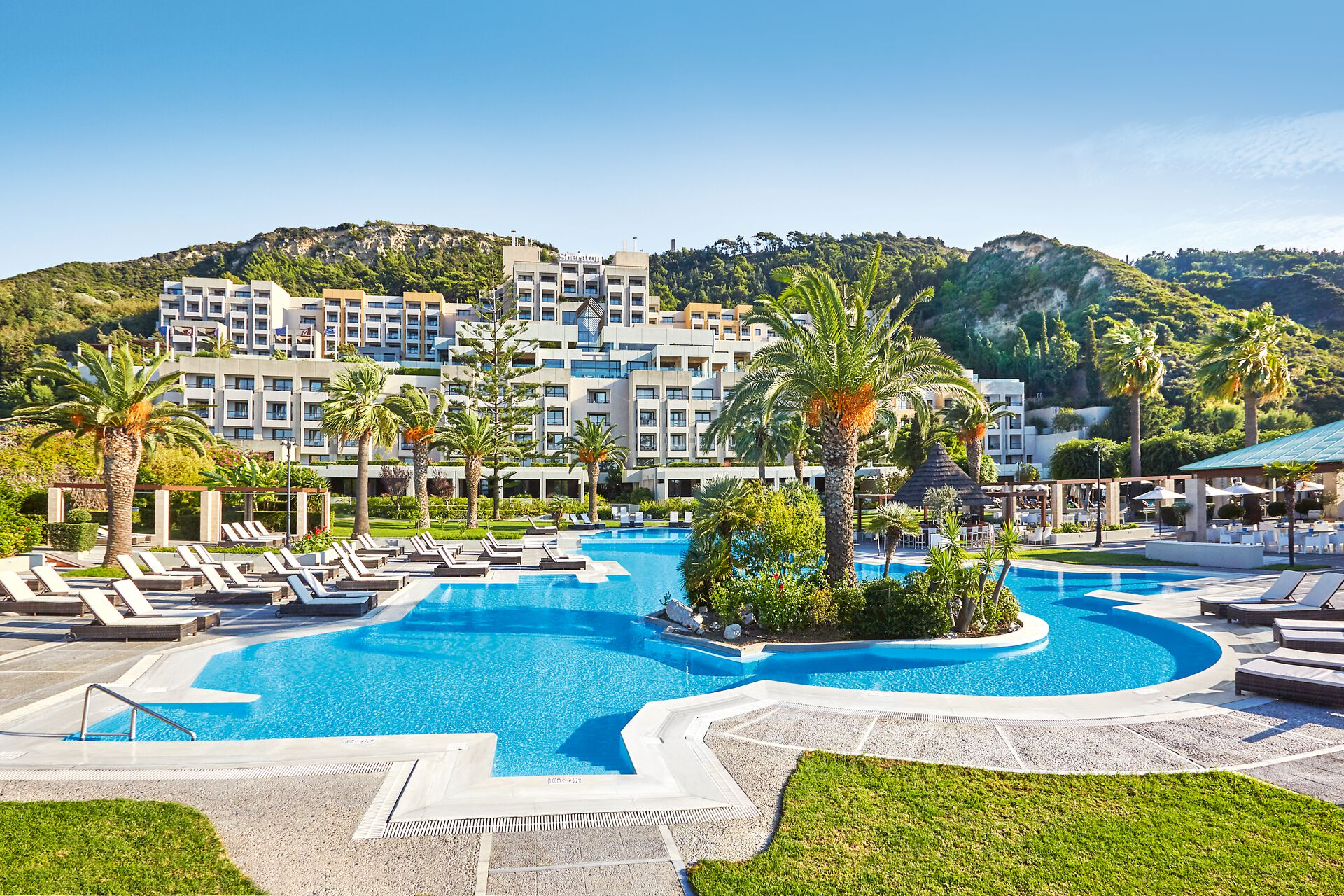 Sheraton Rhodes Resort - 5*