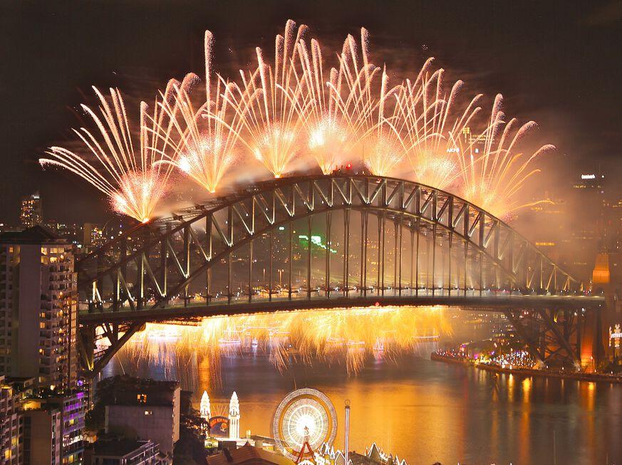 Australien Rundreise Weihnachten & Silvester
