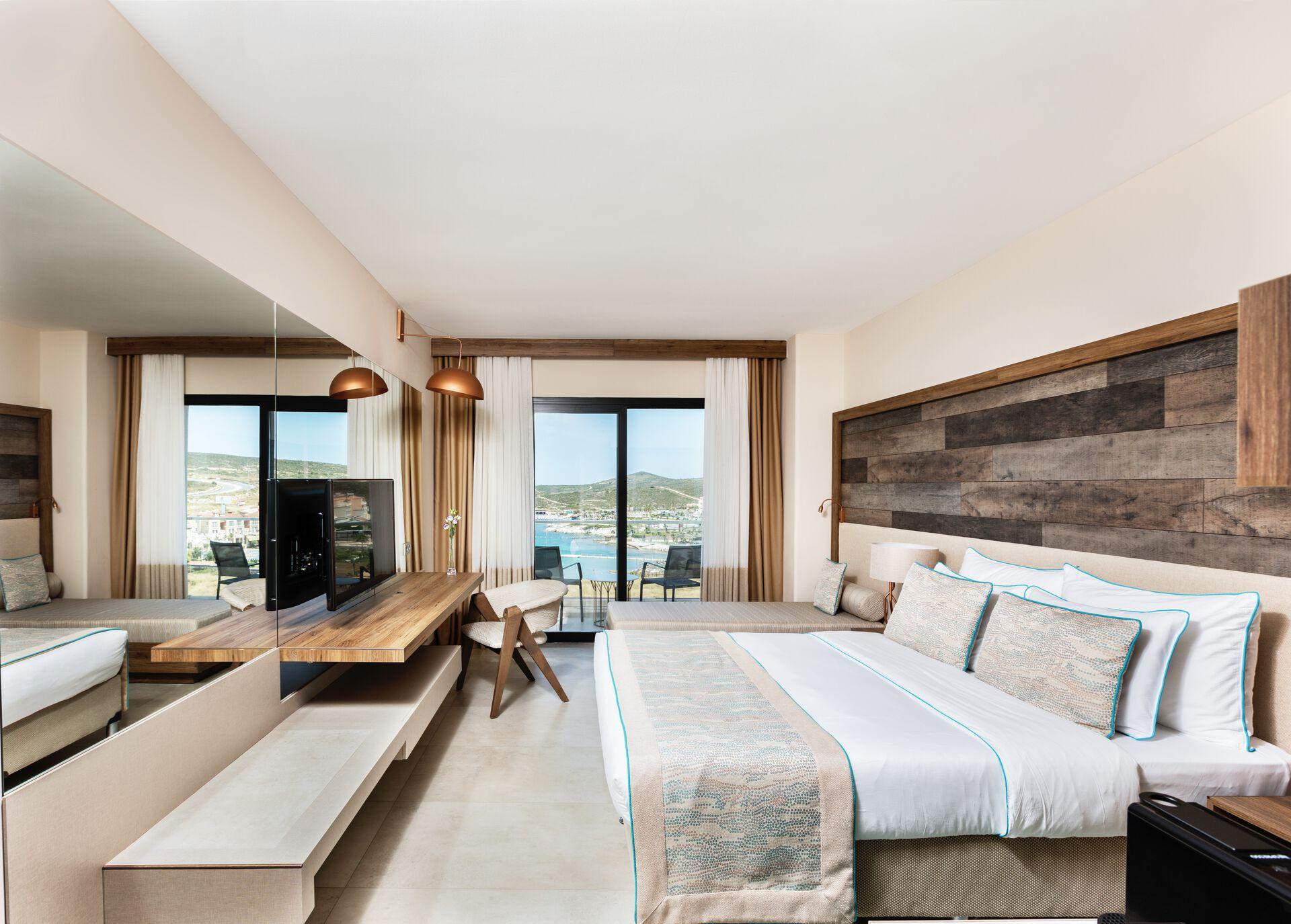 Zimmerbeispiel Design Plus Seya Beach Hotel