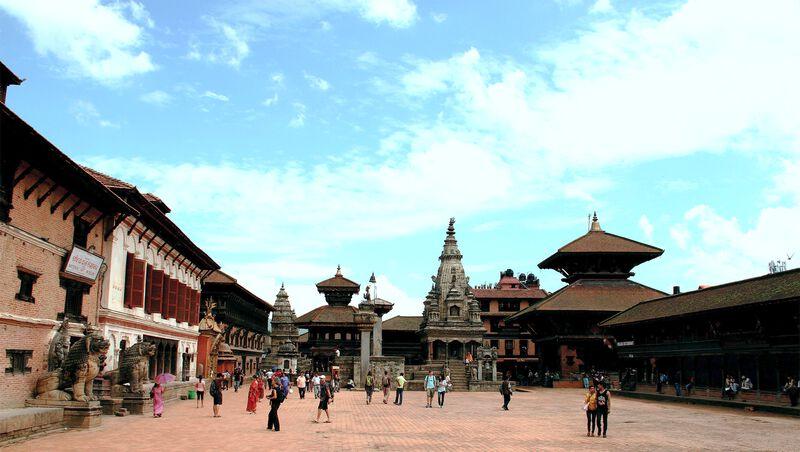Nepal Rundreise Kultur & Erlebnis