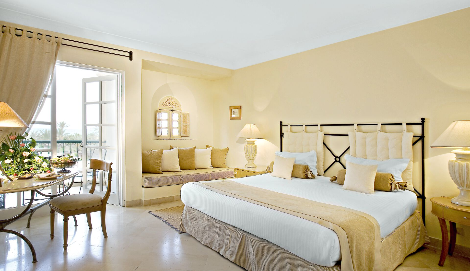 Tunisie - Gammarth - Hôtel The Residence Tunis 5*