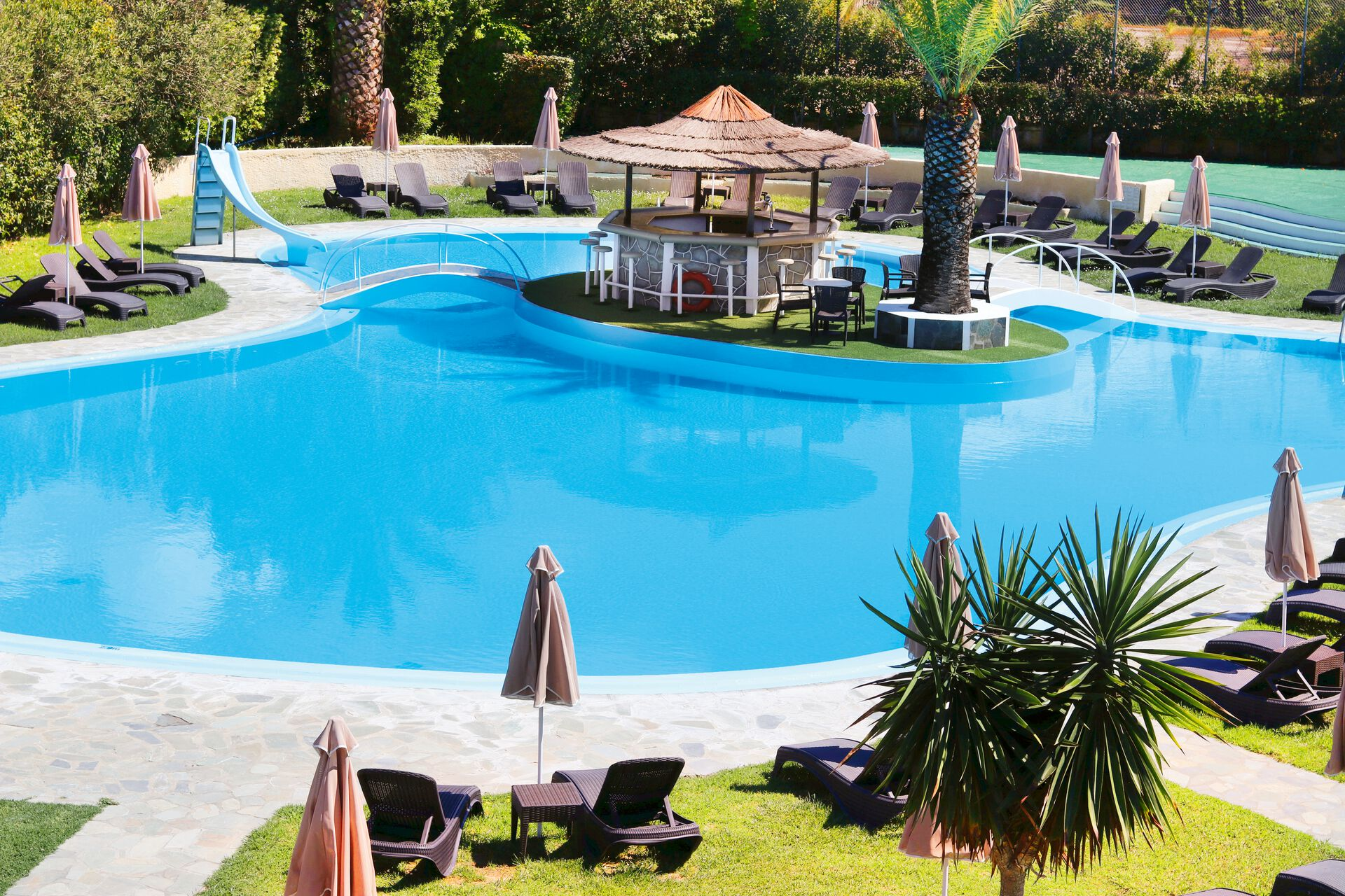 Séjour Grèce - Hotel Pegasus Corfu - 3*