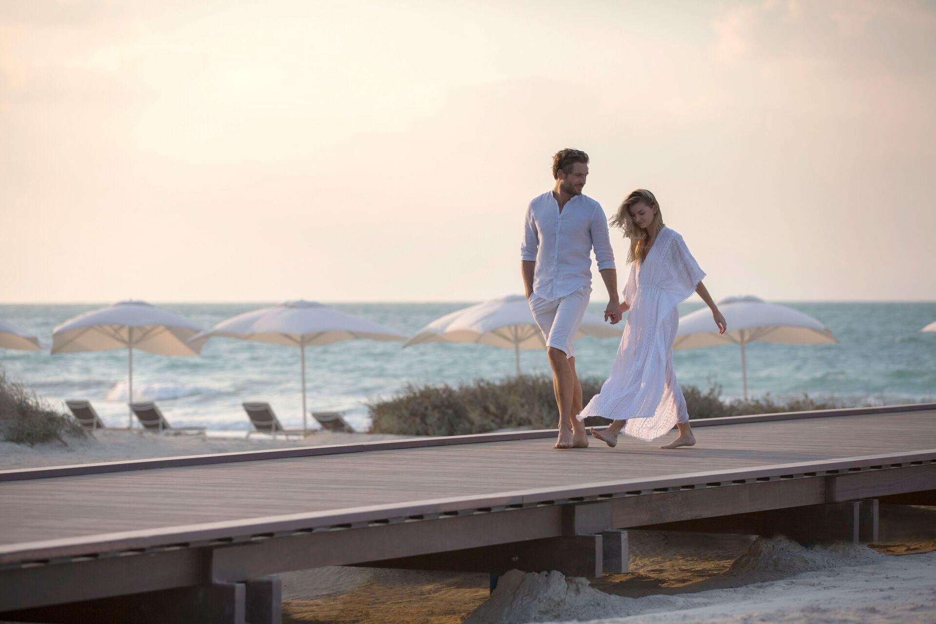 Jumeirah at Saadiyat Island Resort - 5*