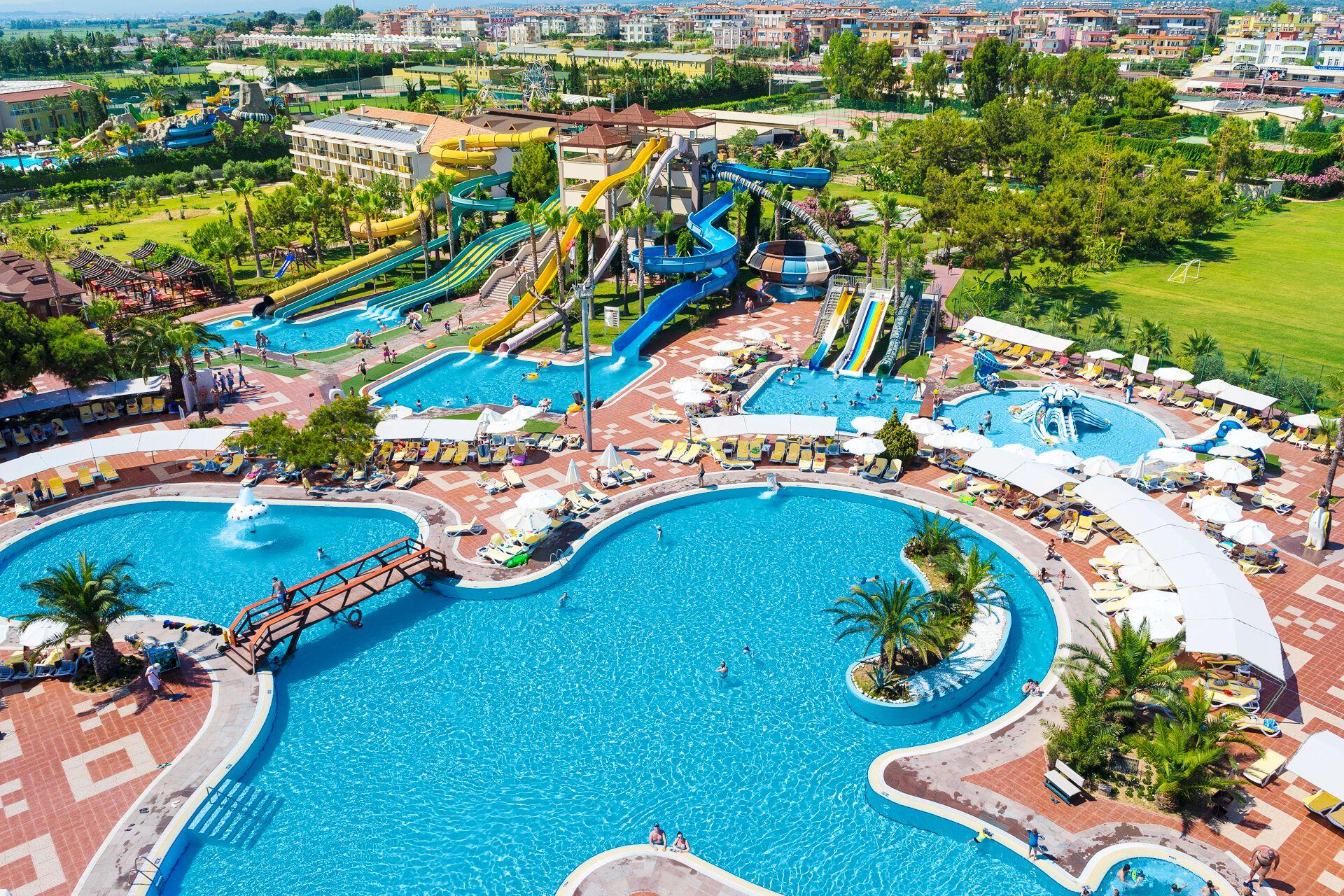Turquie - Manavgat - Club-Hôtel Turan Prince World 4*
