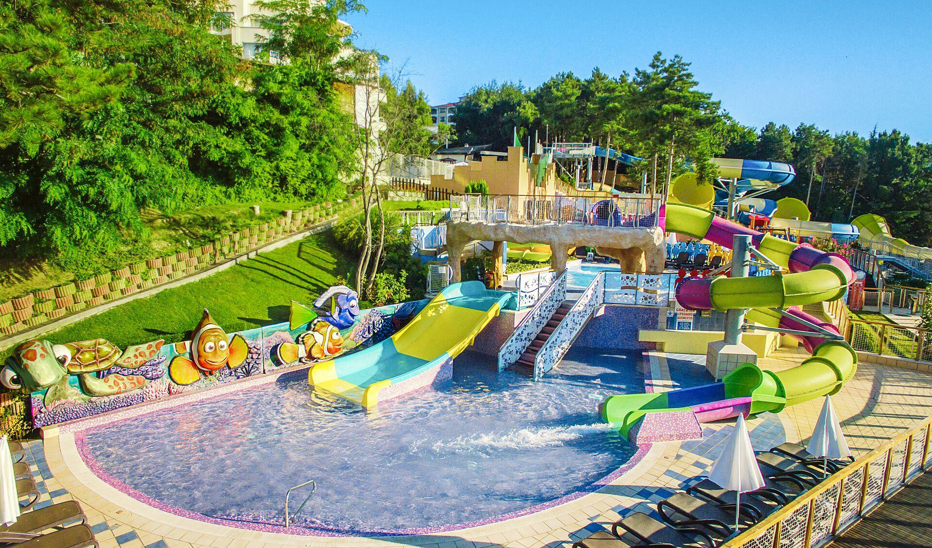 Bulgarie - Grifid Hôtel Bolero 4*