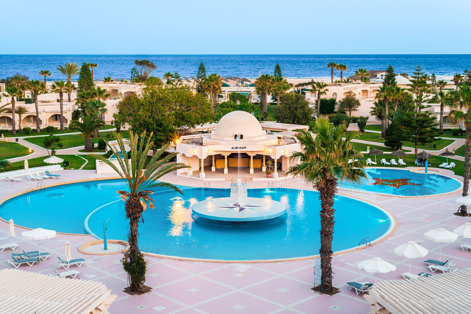 Séjour Tunisie - Le Royal Hammamet - 5*