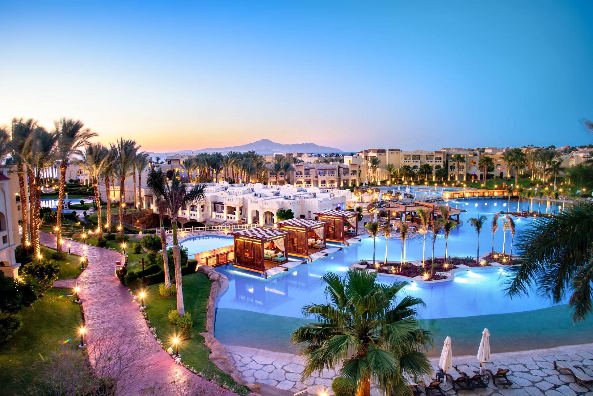 Hôtel rixos sharm el sheikh 5*