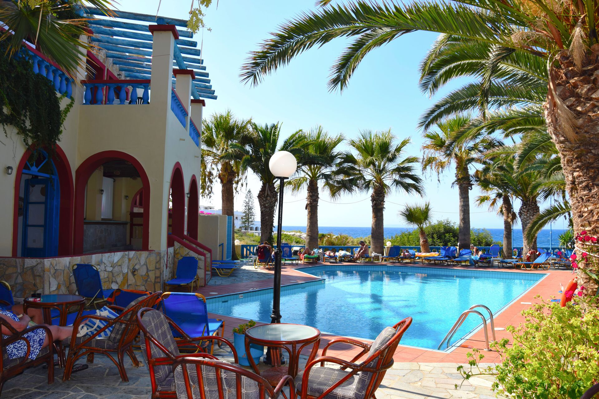 Séjour Grèce - Hotel Palm Bay - 2*
