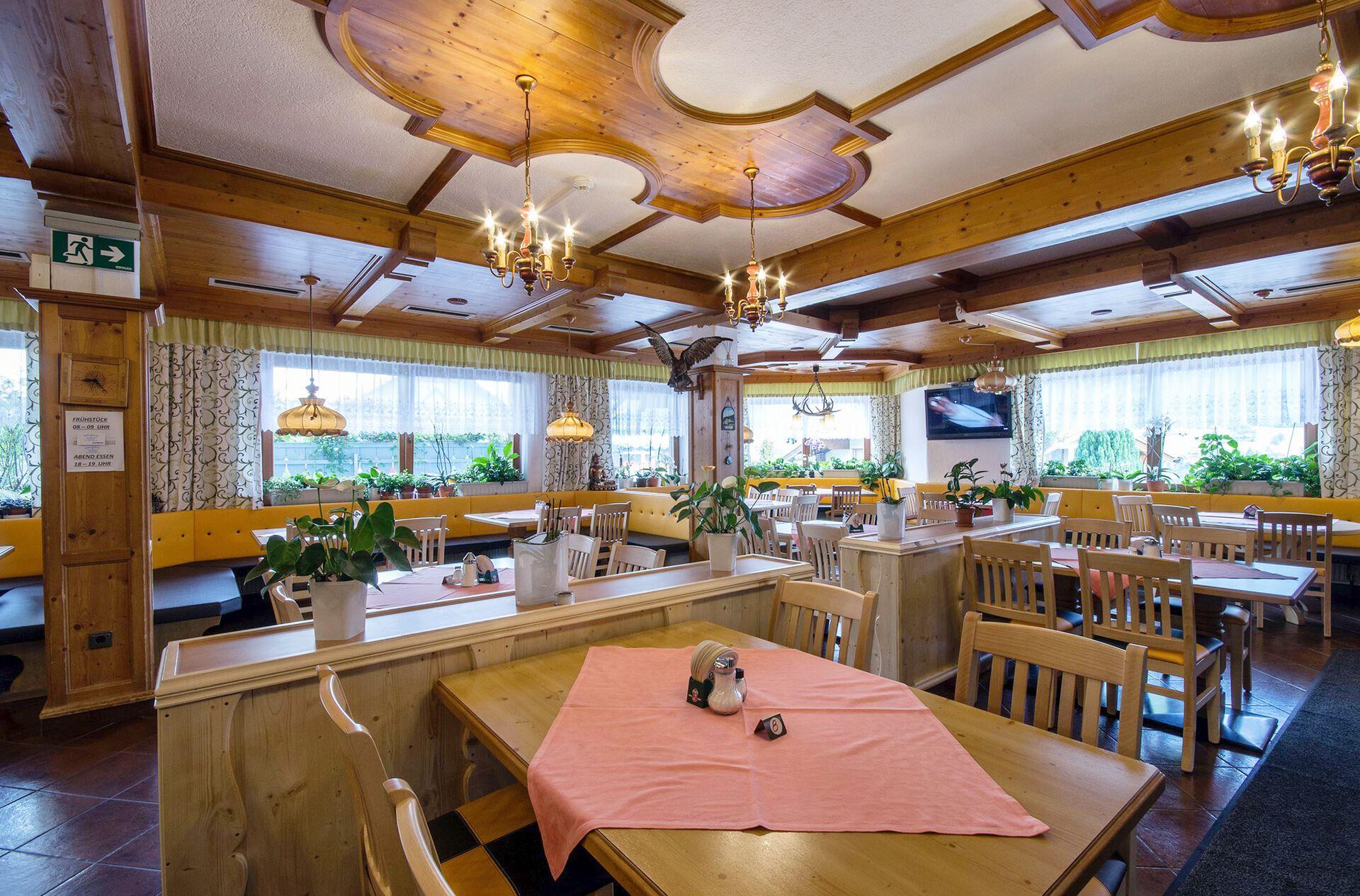 Restaurant im Gasthof Hauserwirt