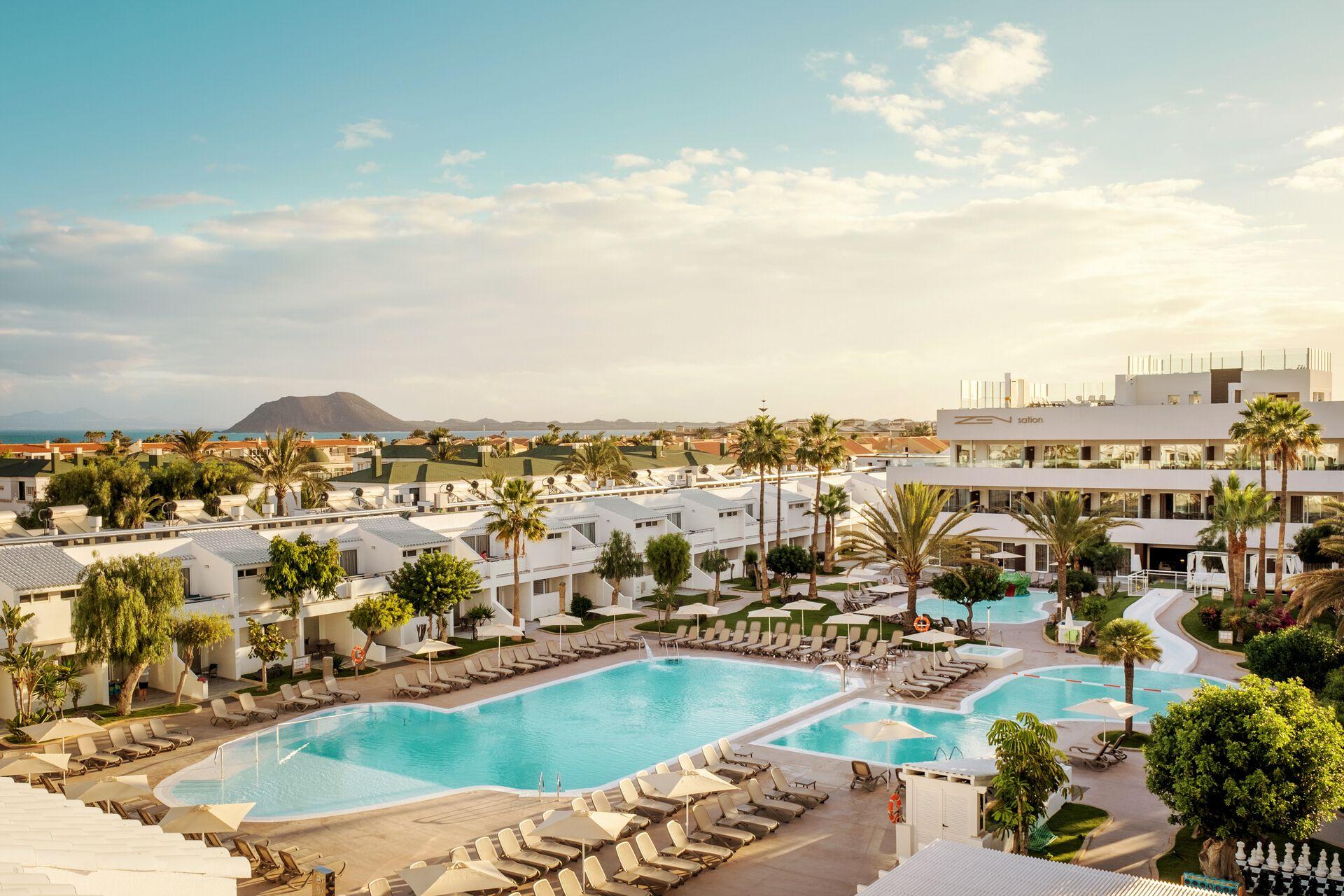 Séjour Fuerteventura - Playa Park Zensation - 4*