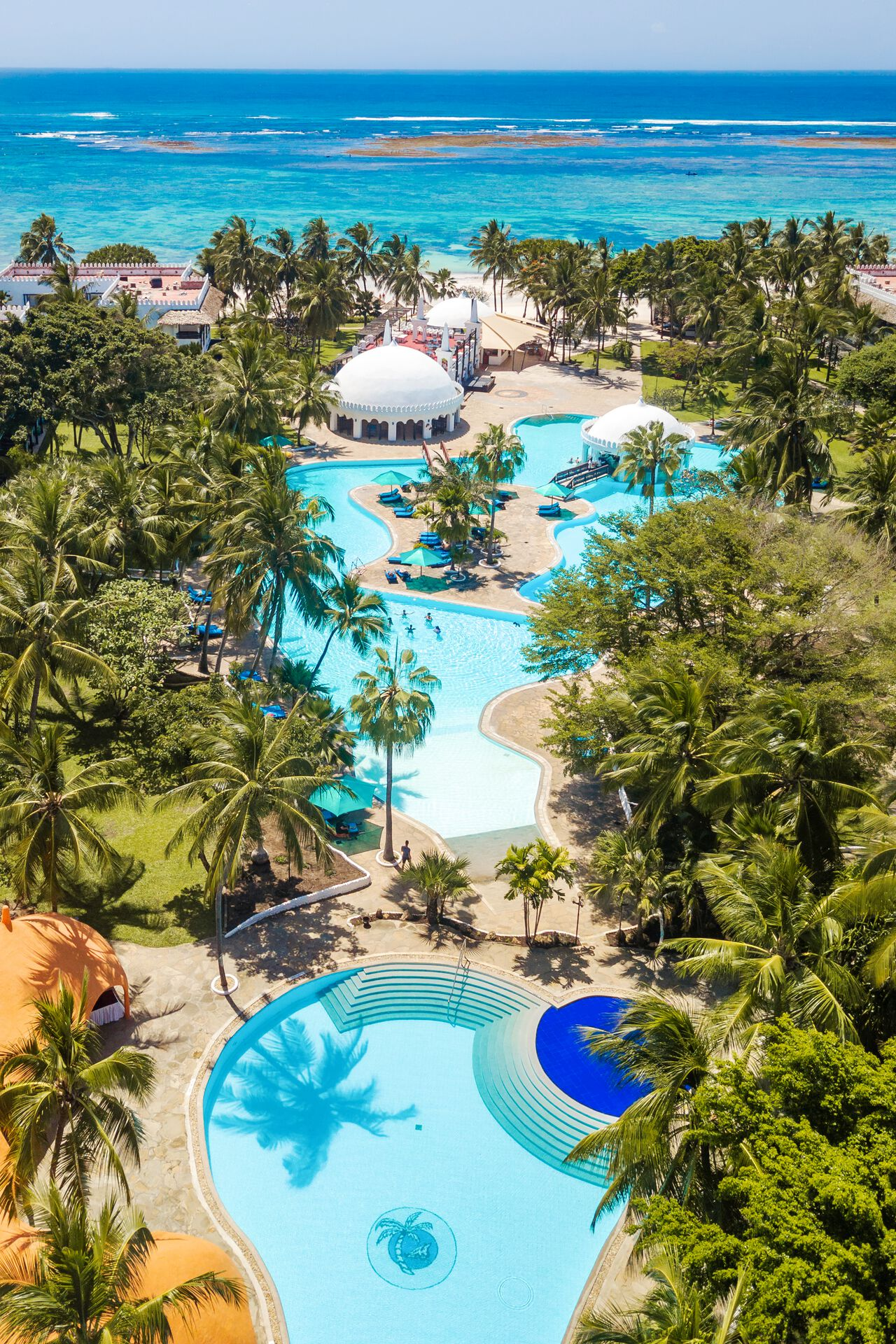 Southern Palms Beach Resort - chambre double vue mer