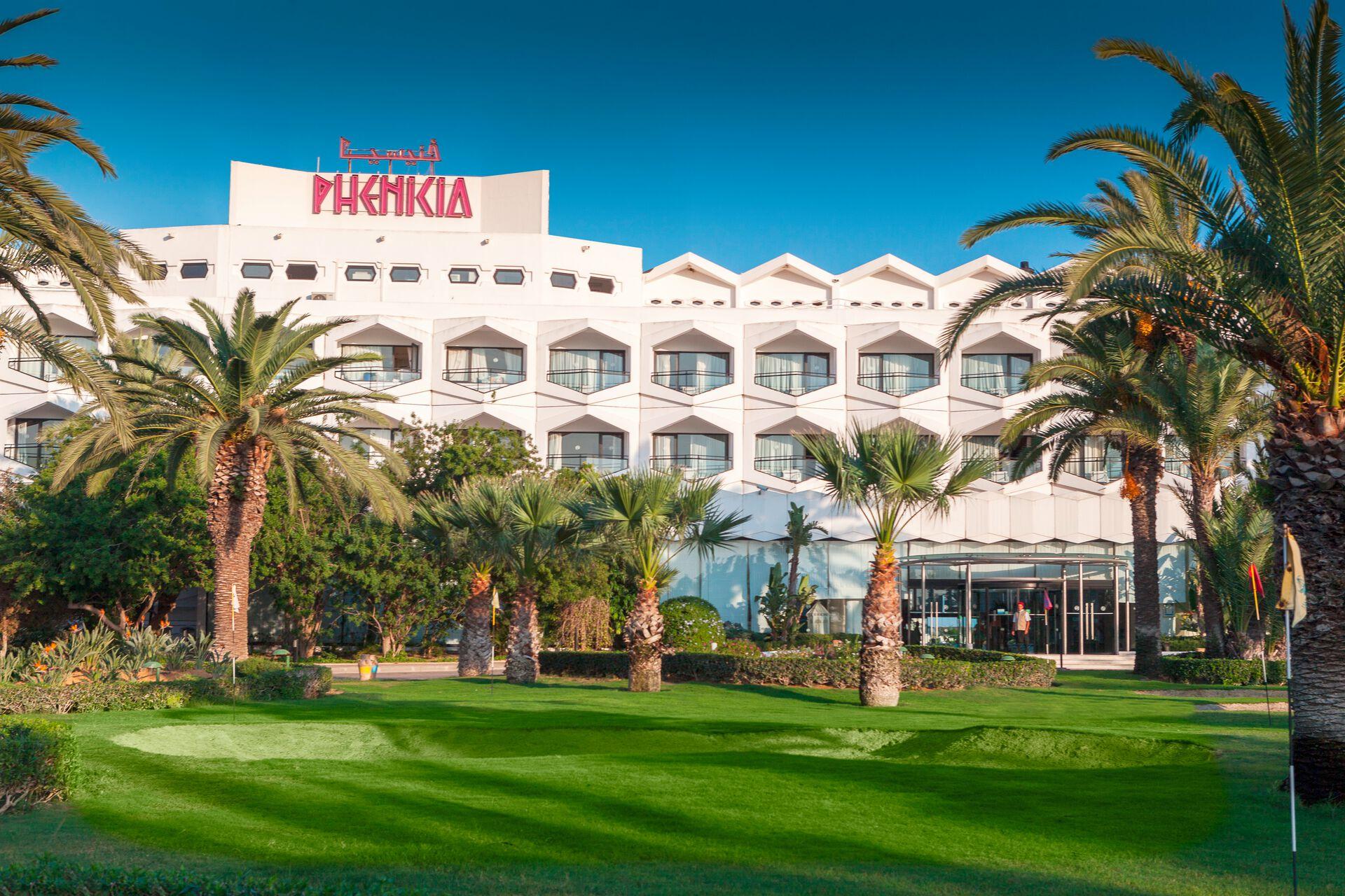 Tunisie - Hammamet - Phenicia Hôtel 4*