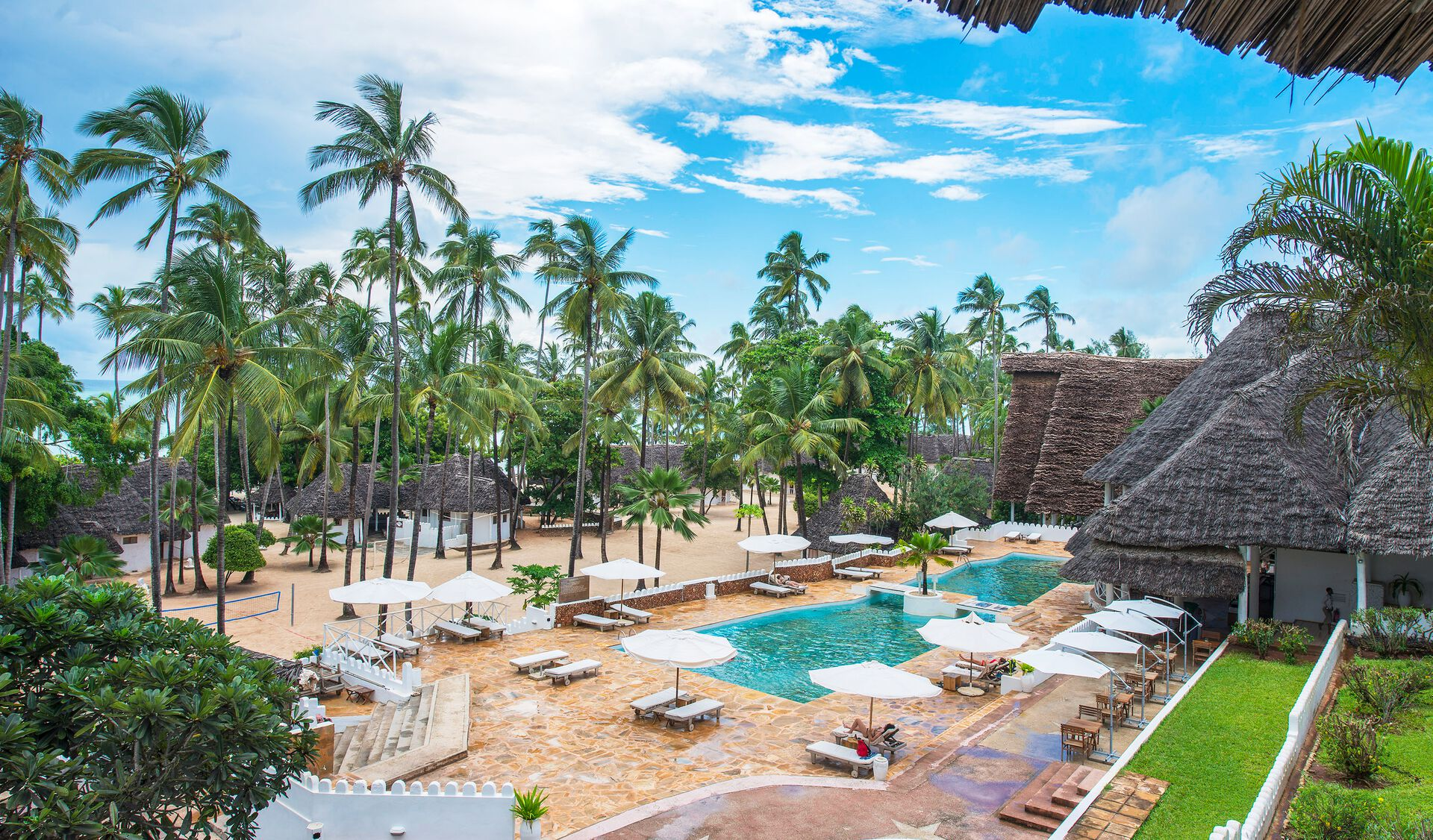 Diamonds Mapenzi Beach - 4*