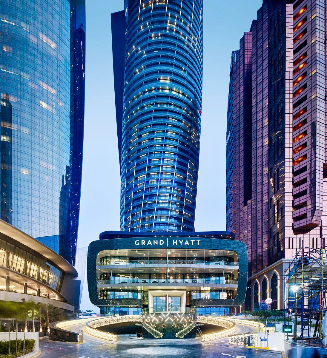 Grand Hyatt Abu Dhabi & SLS Dubai & Waldorf Astoria Ras Al Khaimah