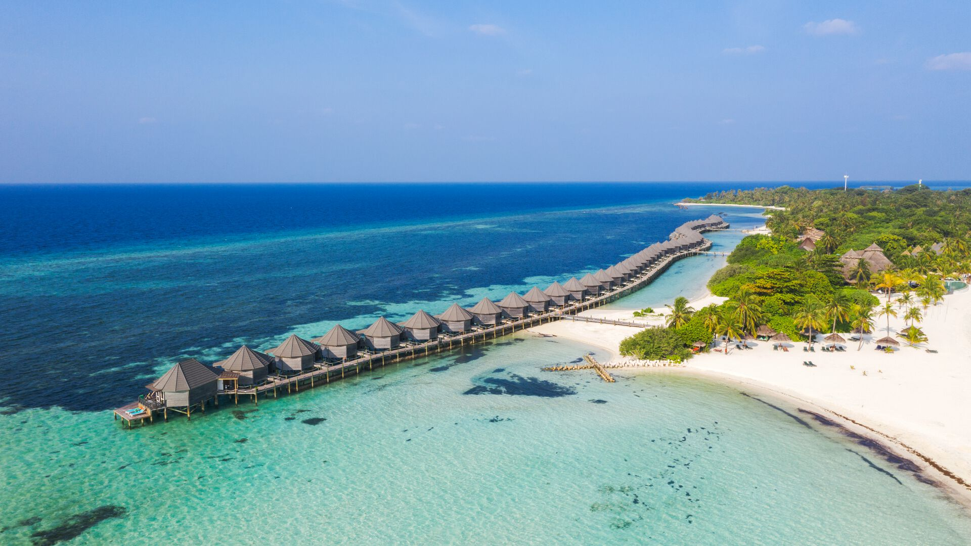 Kuredu Island Resort & Spa - transfert inclus - 4*