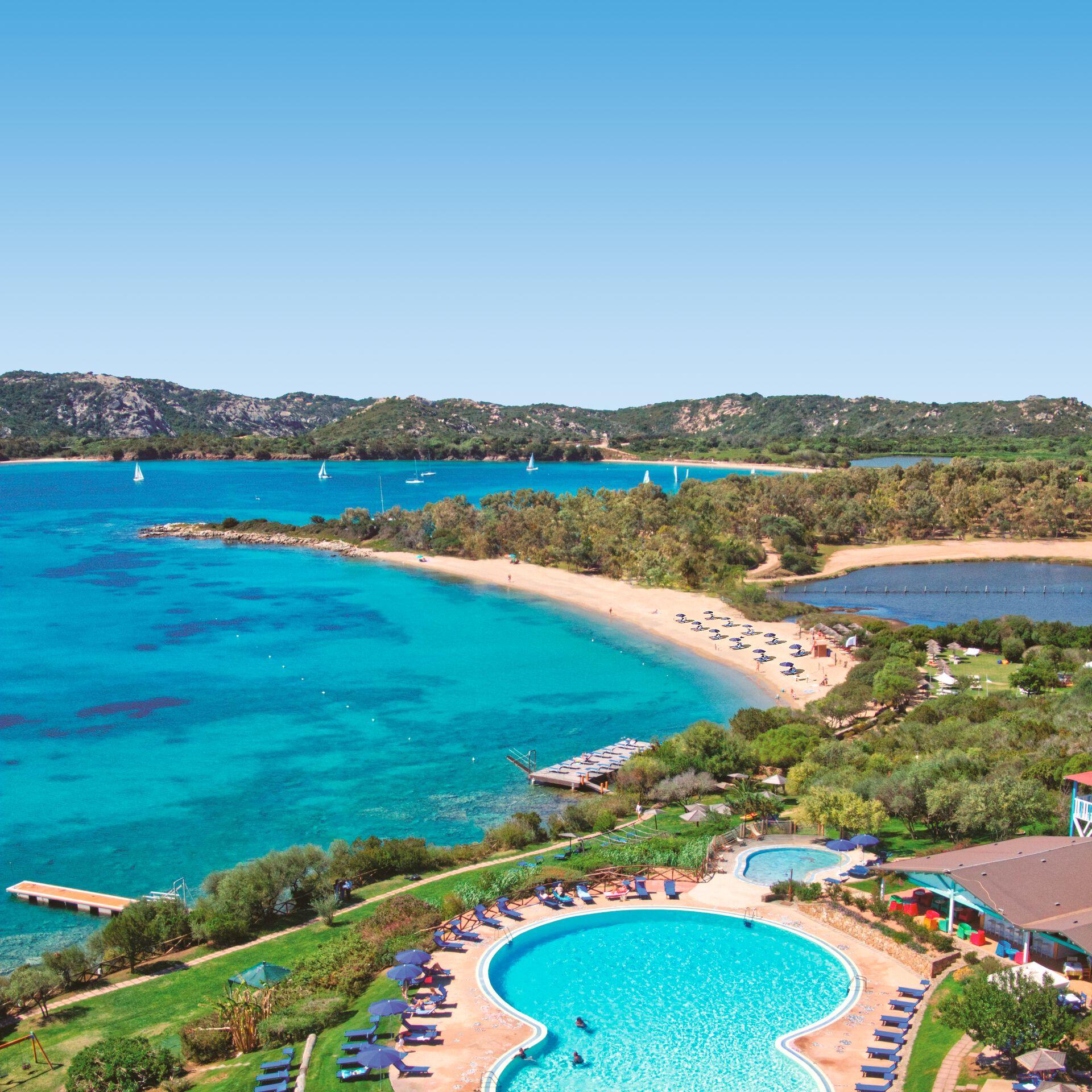 Séjour Olbia - Park Hotel & SPA Cala di Lepre - 4*
