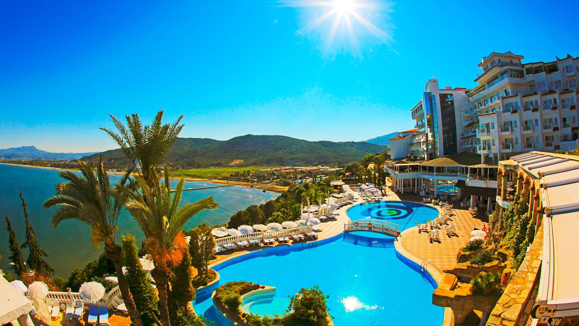 sonnenklar.TV Hotel LABRANDA Ephesus Princess inkl. Wellnesspaket