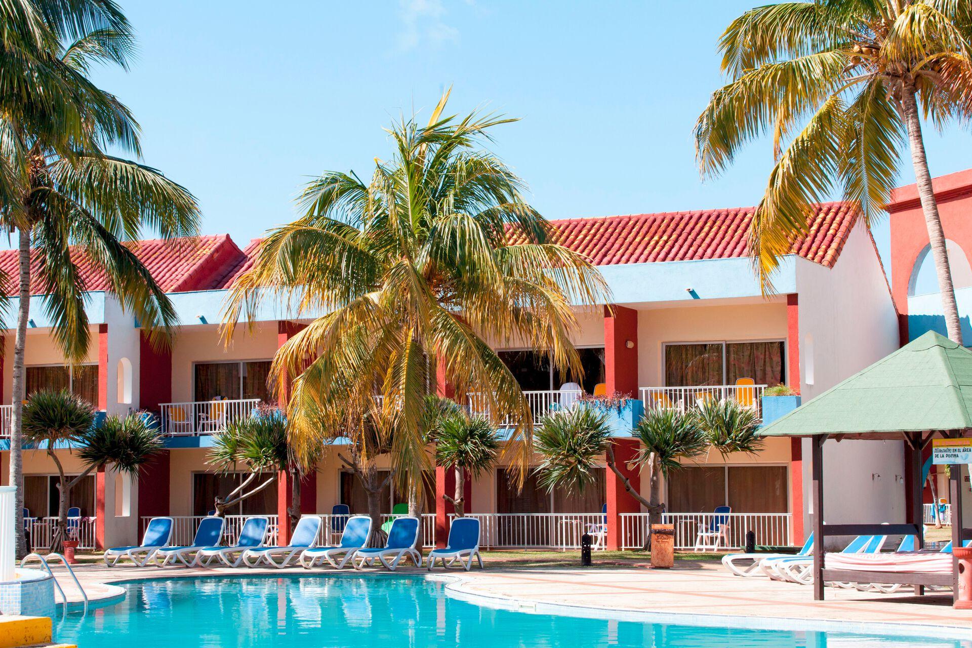 Hôtel Brisas del Caribe 4*