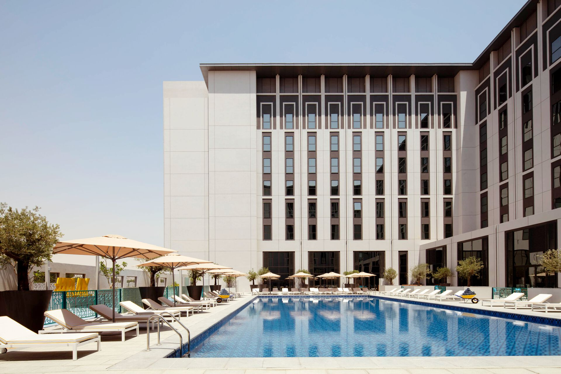 Emirats Arabes Unis - Dubaï - Hôtel Rove The Park 3*
