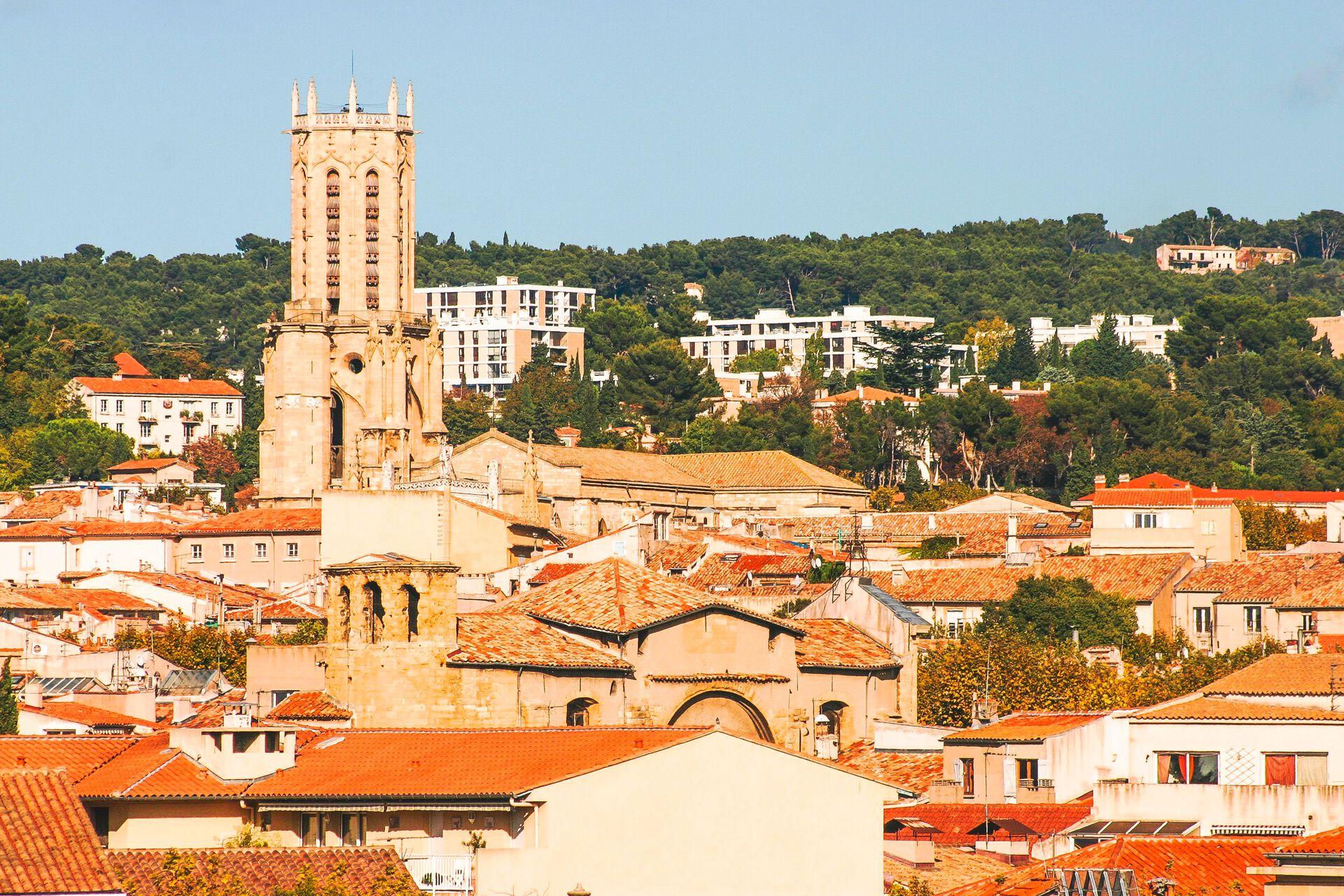 Rundreise Côte d'Azur & Provence - Aix-en-Provence