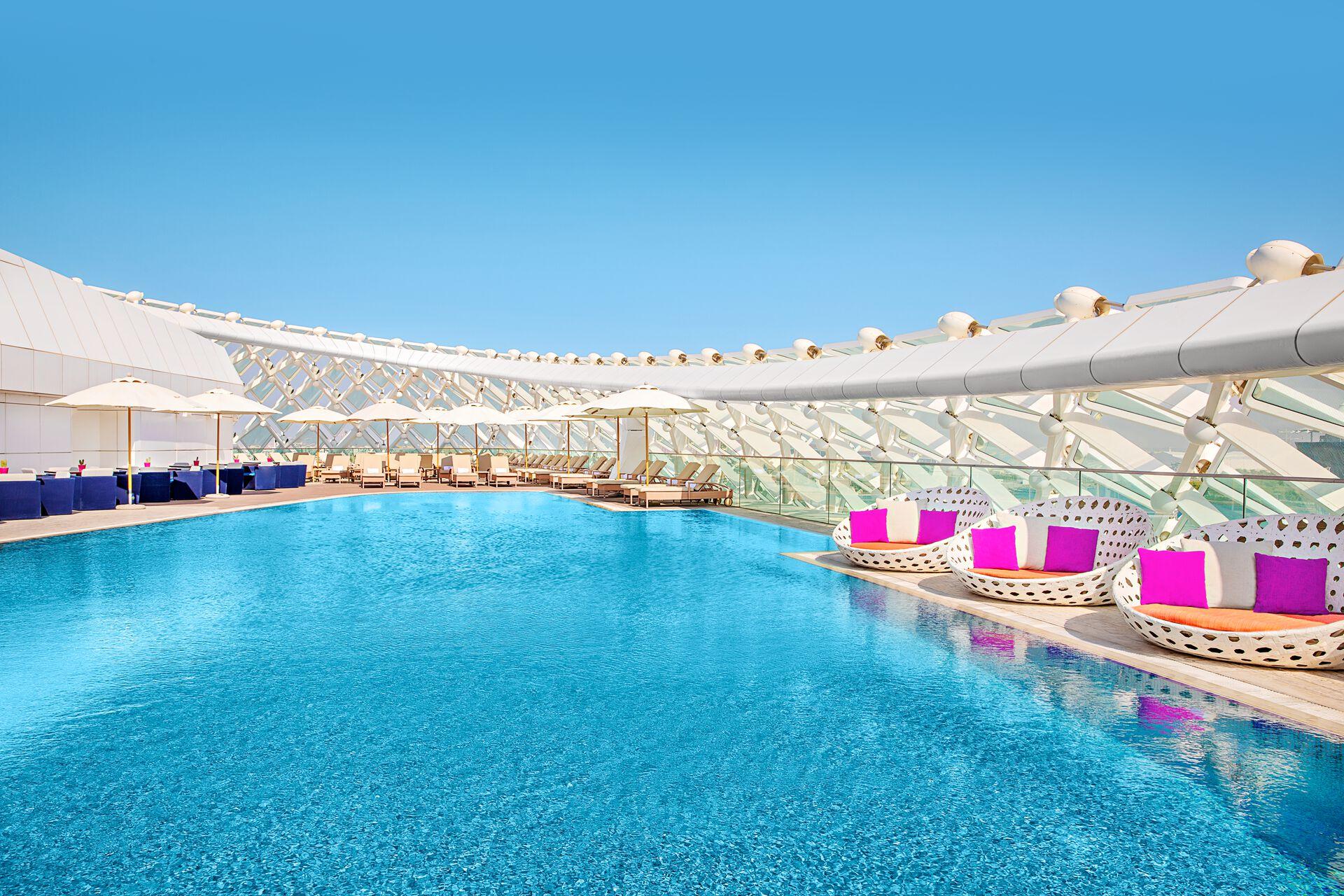 Hôtel W Abu Dhabi Yas Island 5*