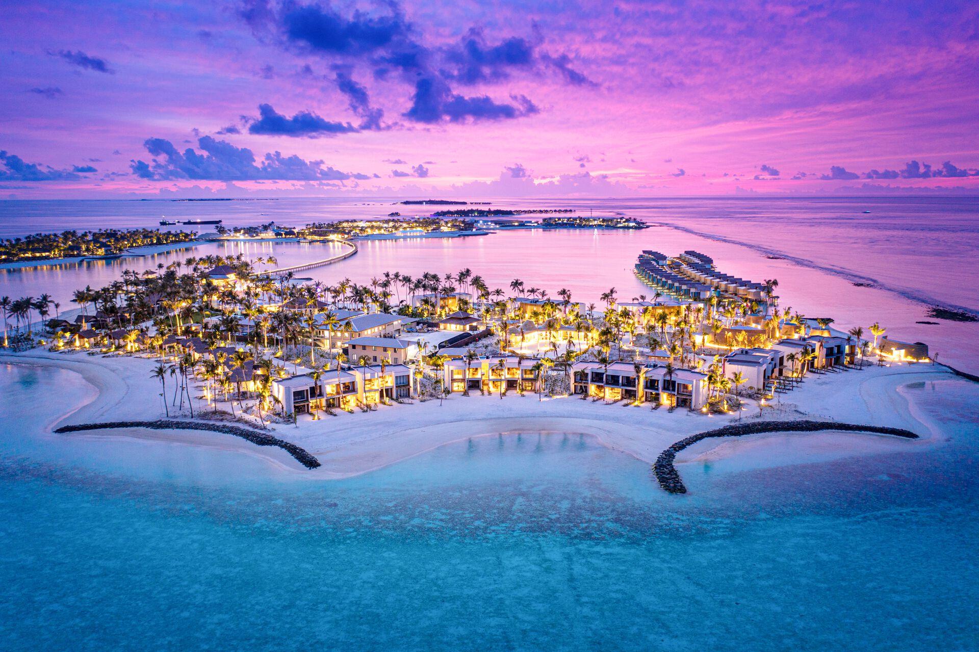 Hard Rock Hotel Maldives - 5*
