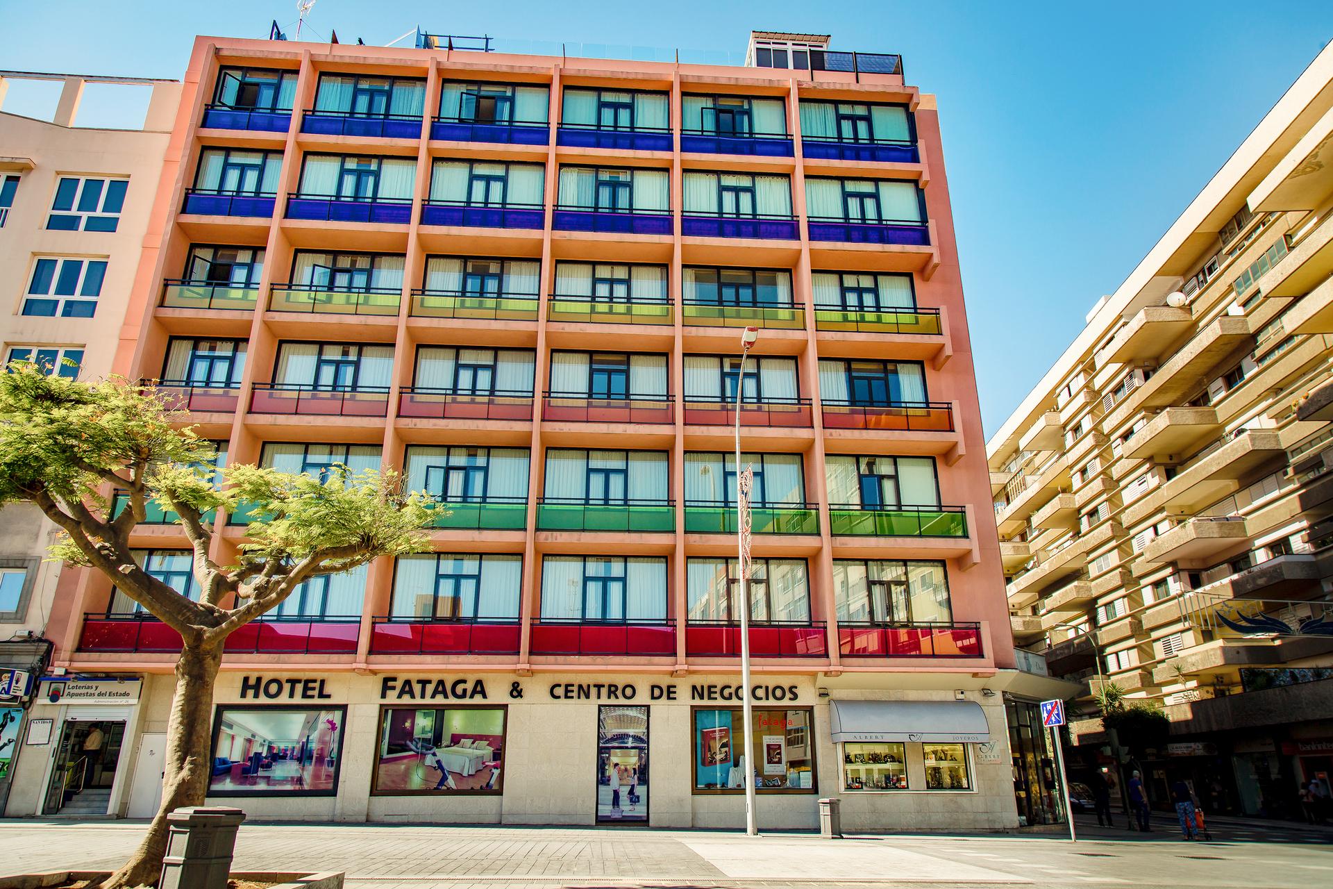 Séjour Las Palmas - Hotel THe Fataga - 4*