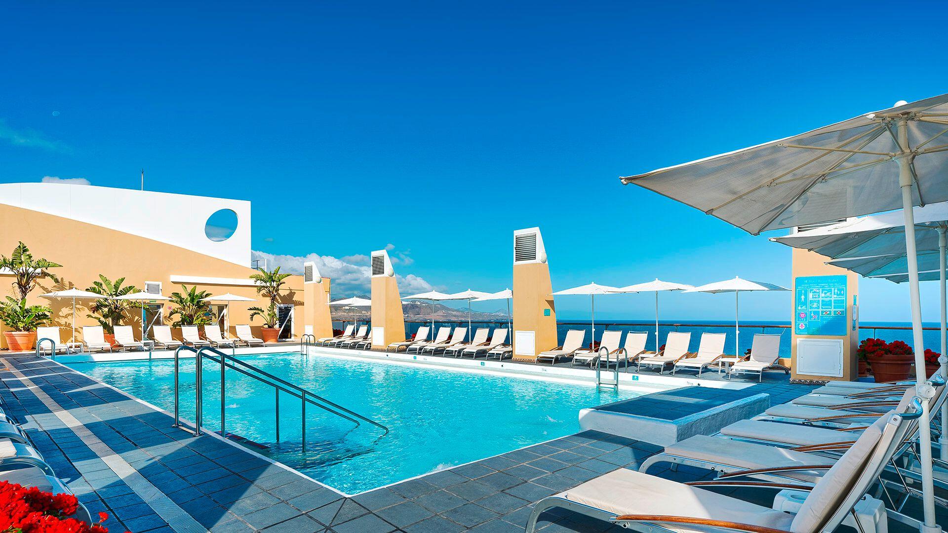 Séjour Las Palmas - Hotel Bull Reina Isabel & Spa - 4*