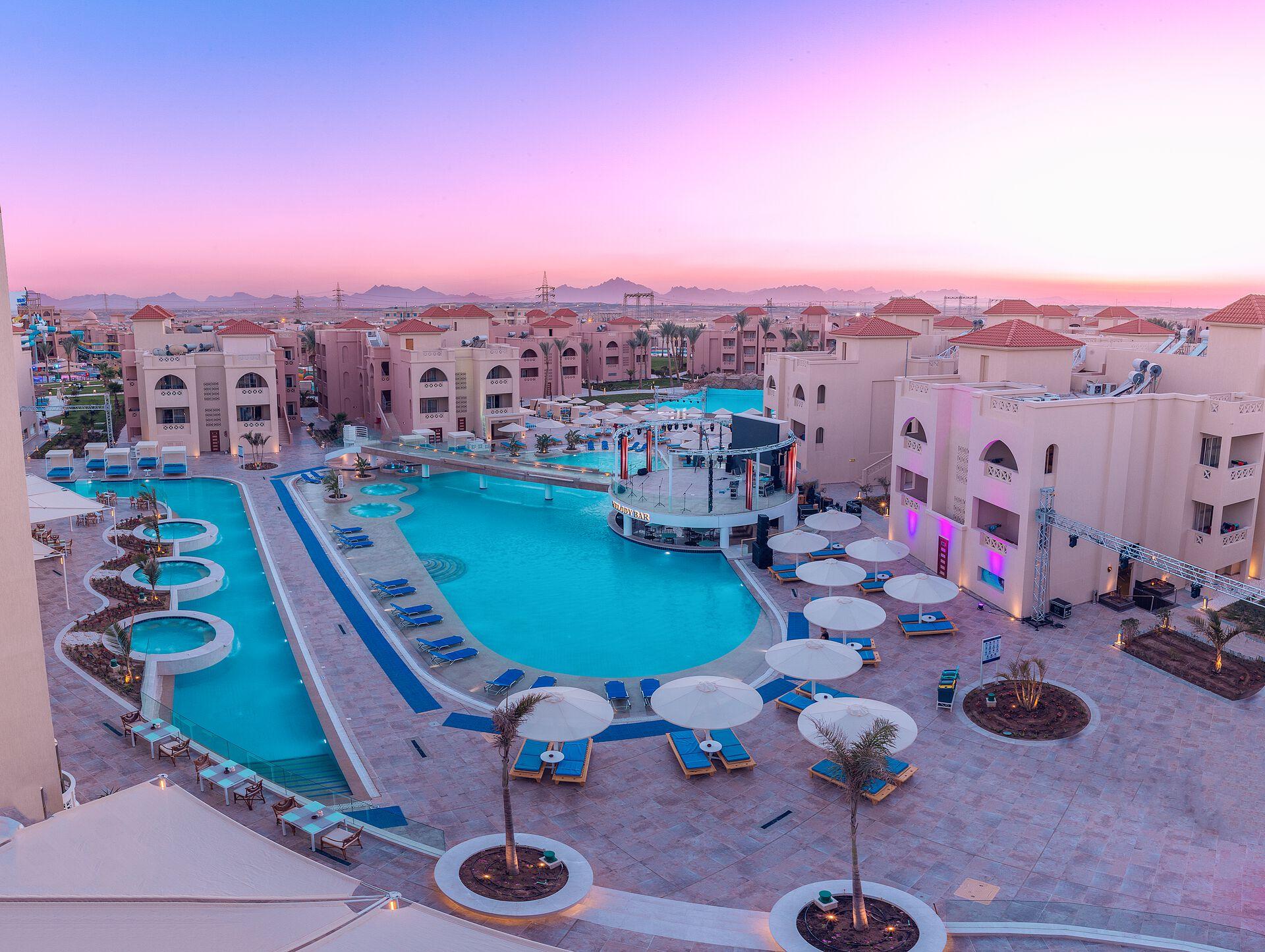 aqua blu resort - 4*