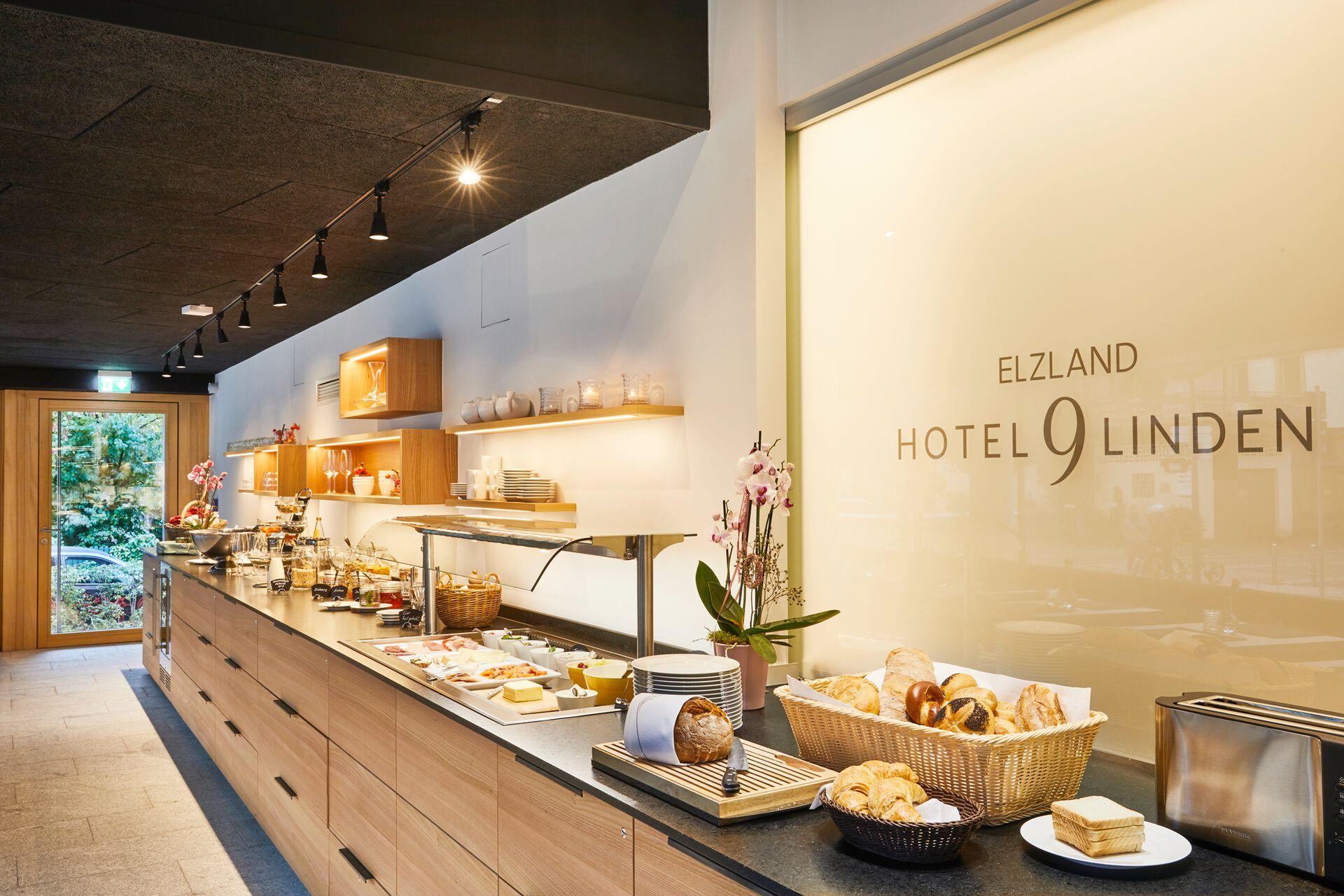 ElzLand Hotel 9 Linden