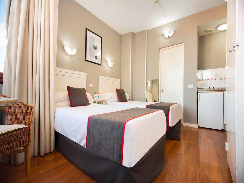 Canaries - Grande Canarie - Espagne - Hôtel Apartamentos Miami Santa Catalina