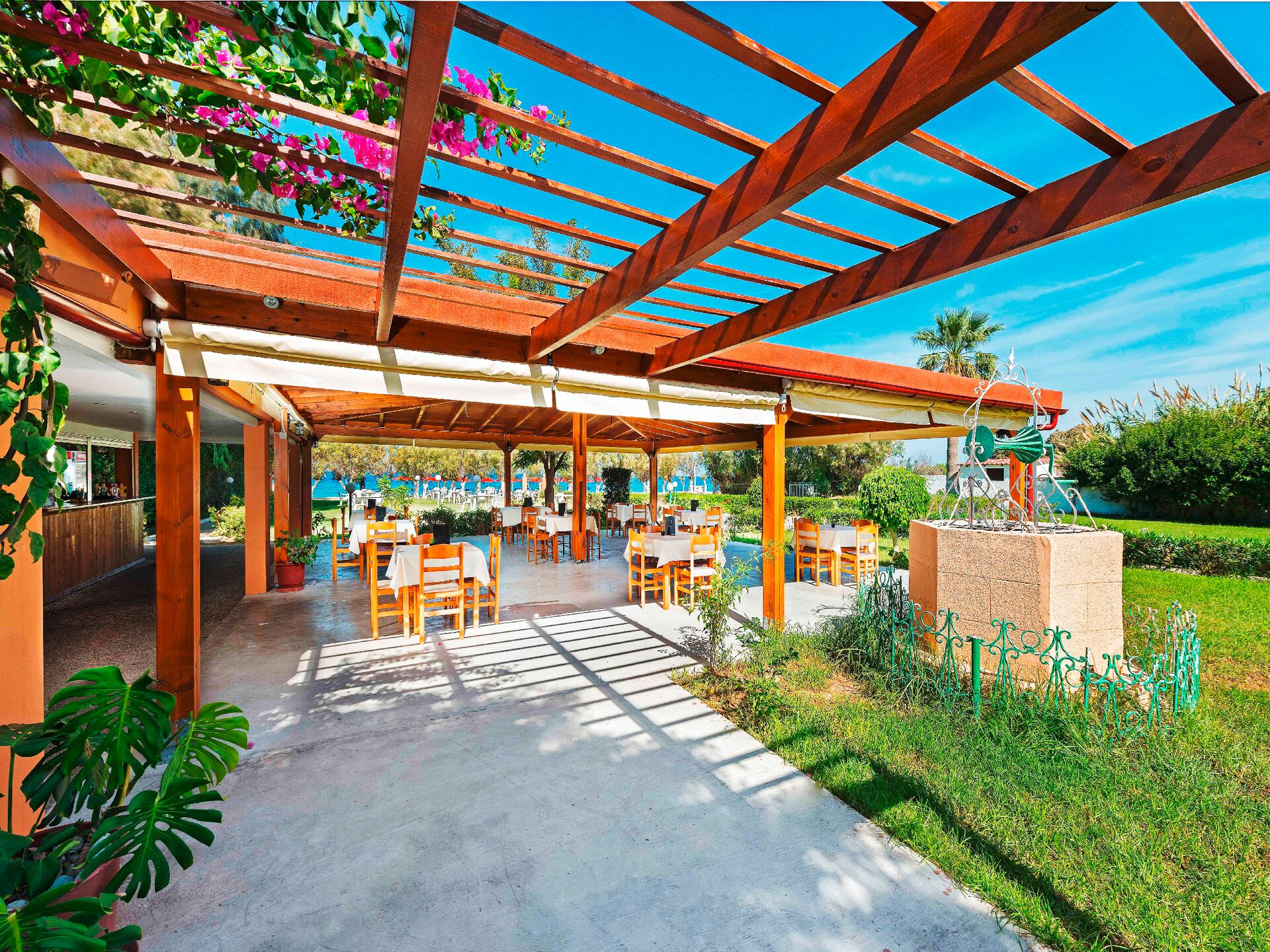 Séjour Rhodes - Hotel Bayside Katsaras - 4*