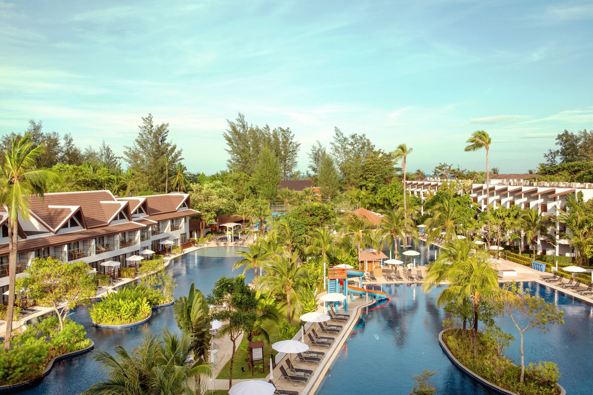 Hôtel Sunwing Resort Kamala Beach 4*