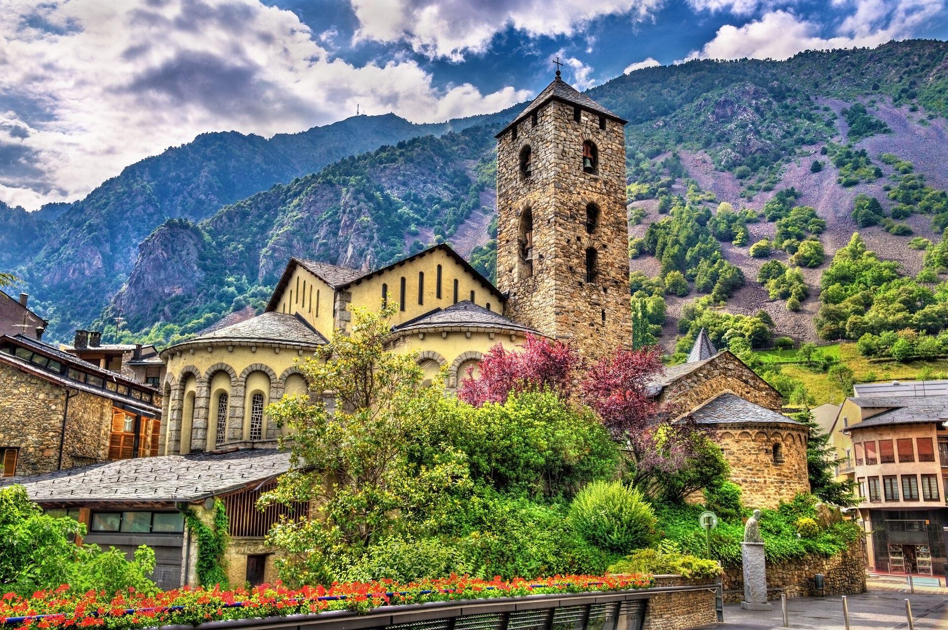 Bus-Rundreise Andorra