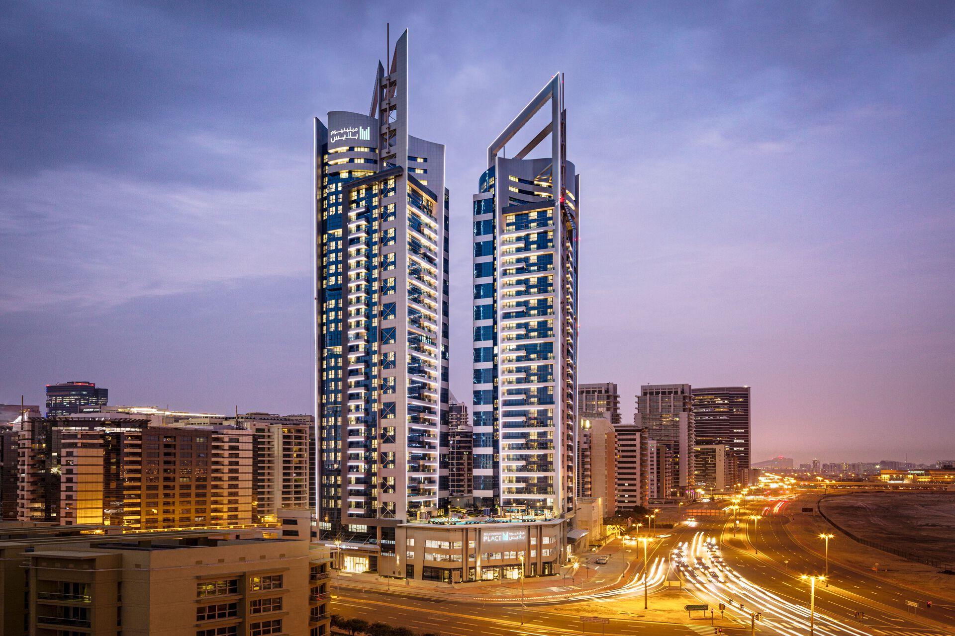 Séjour Dubai - Millennium Place Barsha Heights - 4*