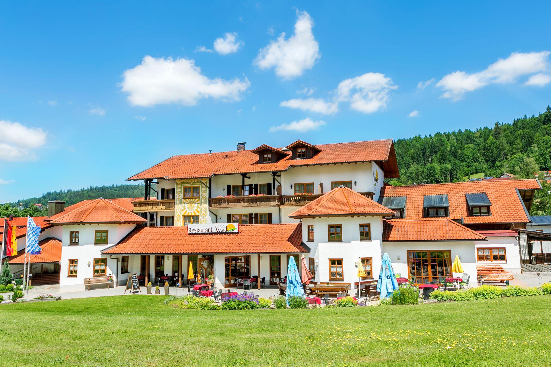 Wellness- und Wohlfühlhotel Waldeck