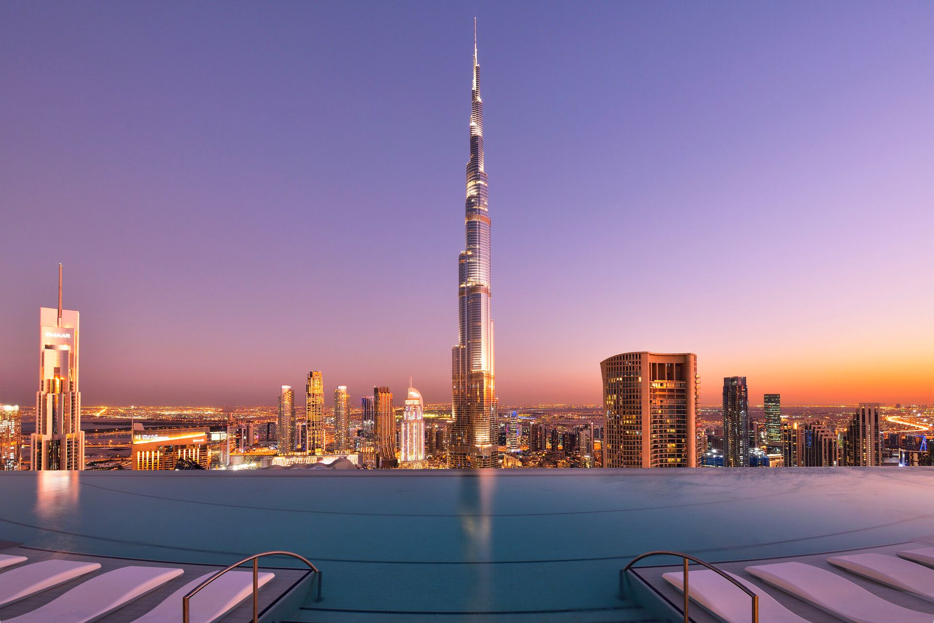 Séjour Emirats Arabes Unis - Address Sky View - 5*