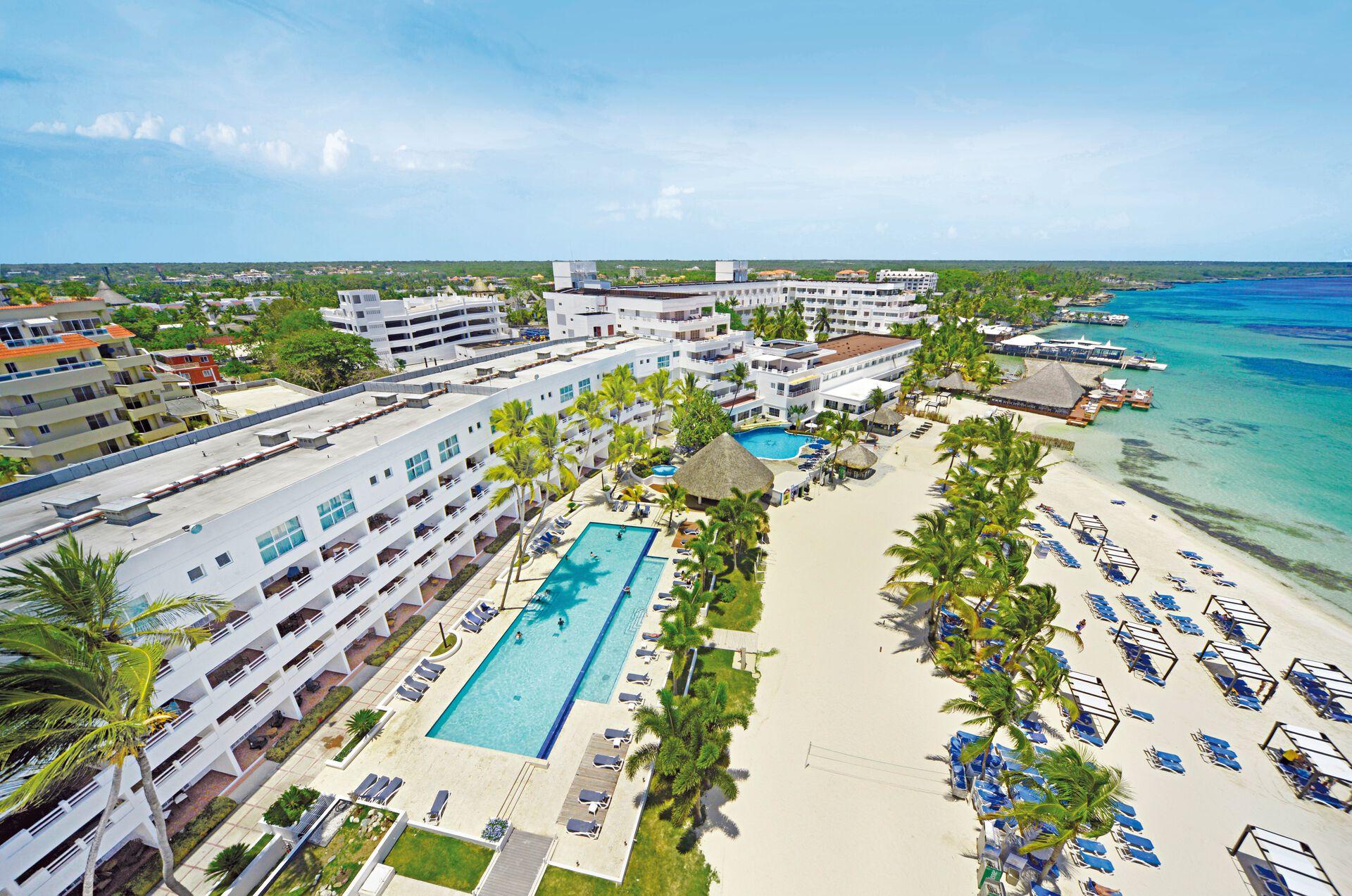 Hôtel Be Live Experience Hamaca  Beach 4*