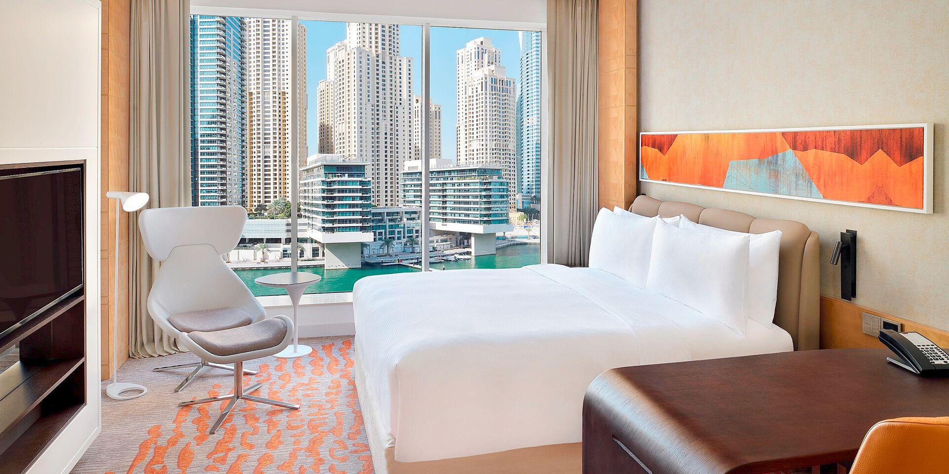 Séjour Dubai - Crowne Plaza Dubai Marina - 5*