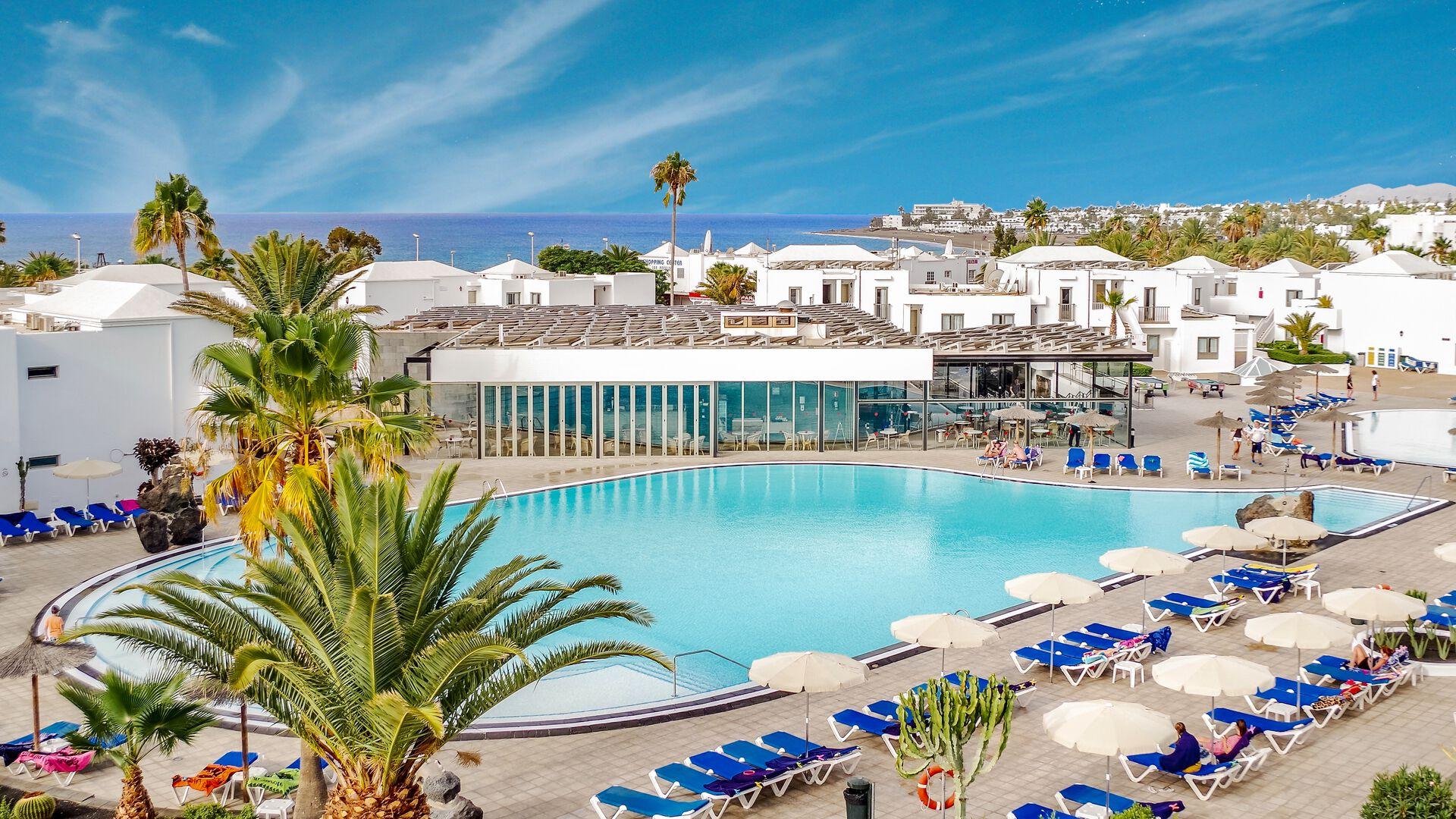 Séjour Lanzarote - Hotel Floresta - 3*