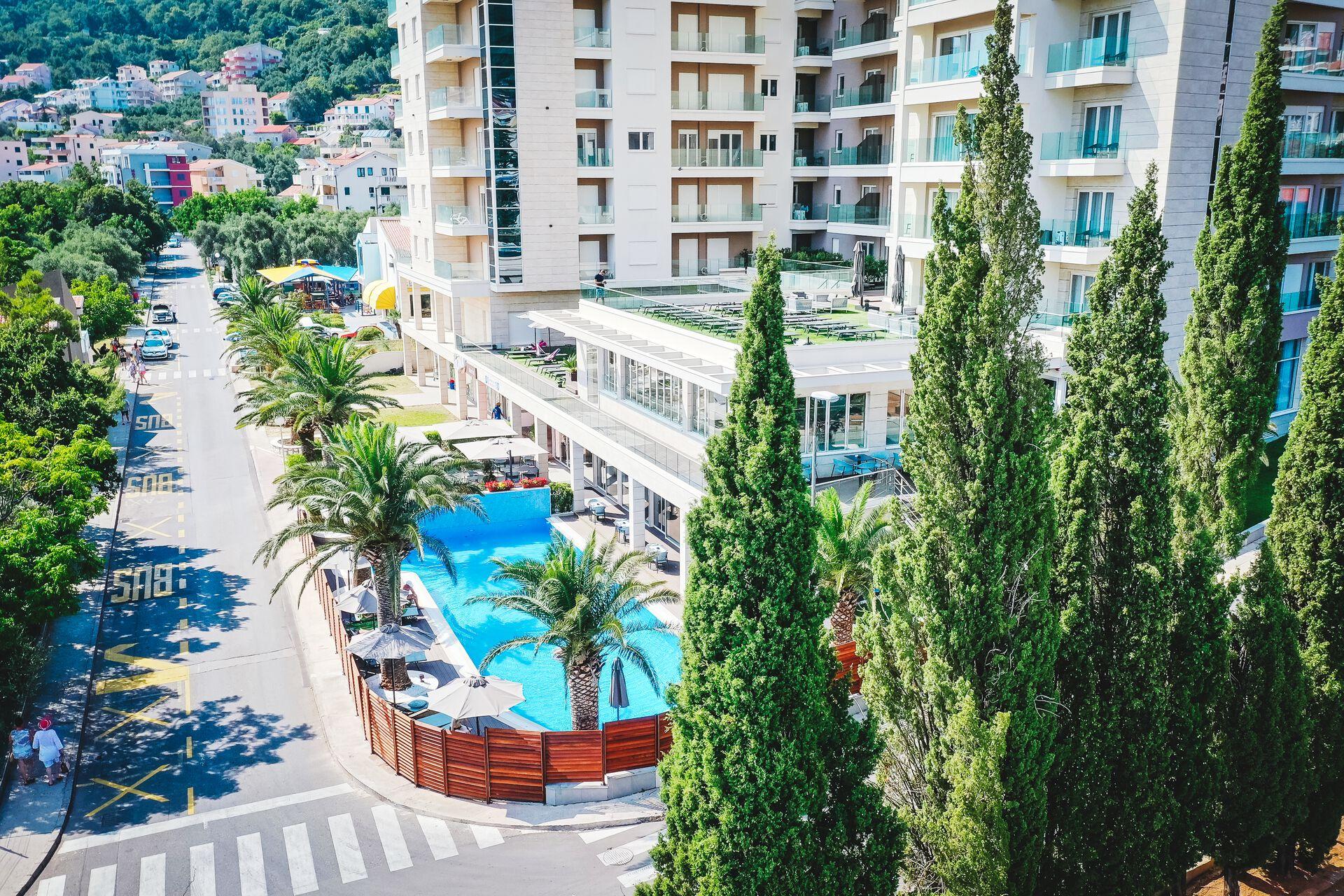 Séjour Tivat - Hotel Ami Budva Petrovac - 5*