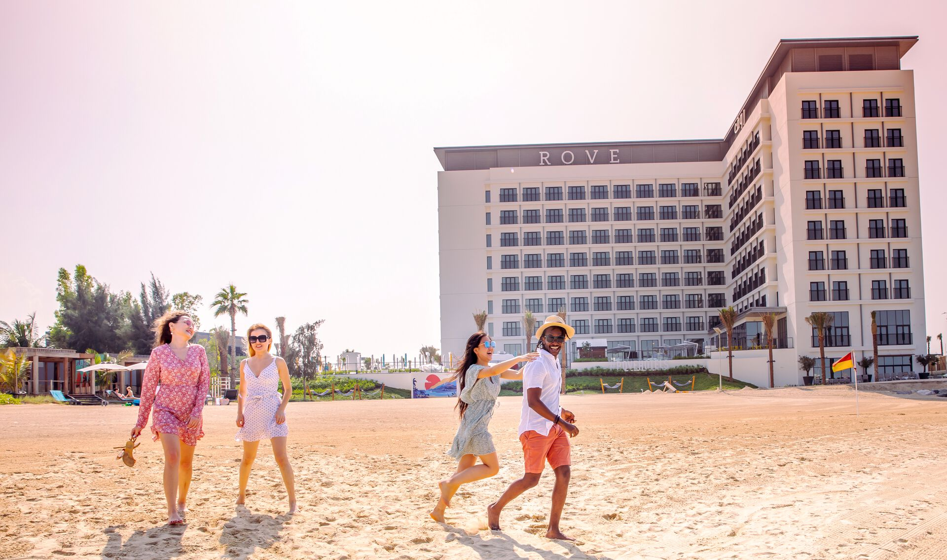 Séjour Dubai - Rove La Mer Beach - 3*