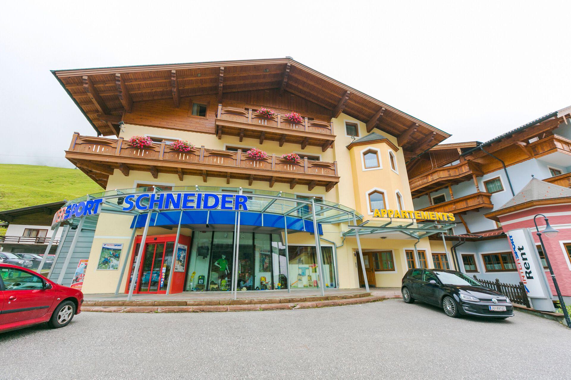 Magic Mountains Zauchensee Skistube Schneider