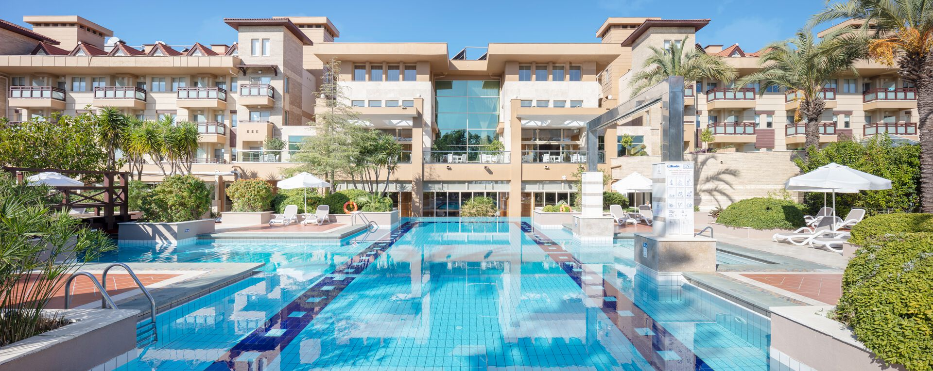 The Xanthe Resort and Spa - 5*