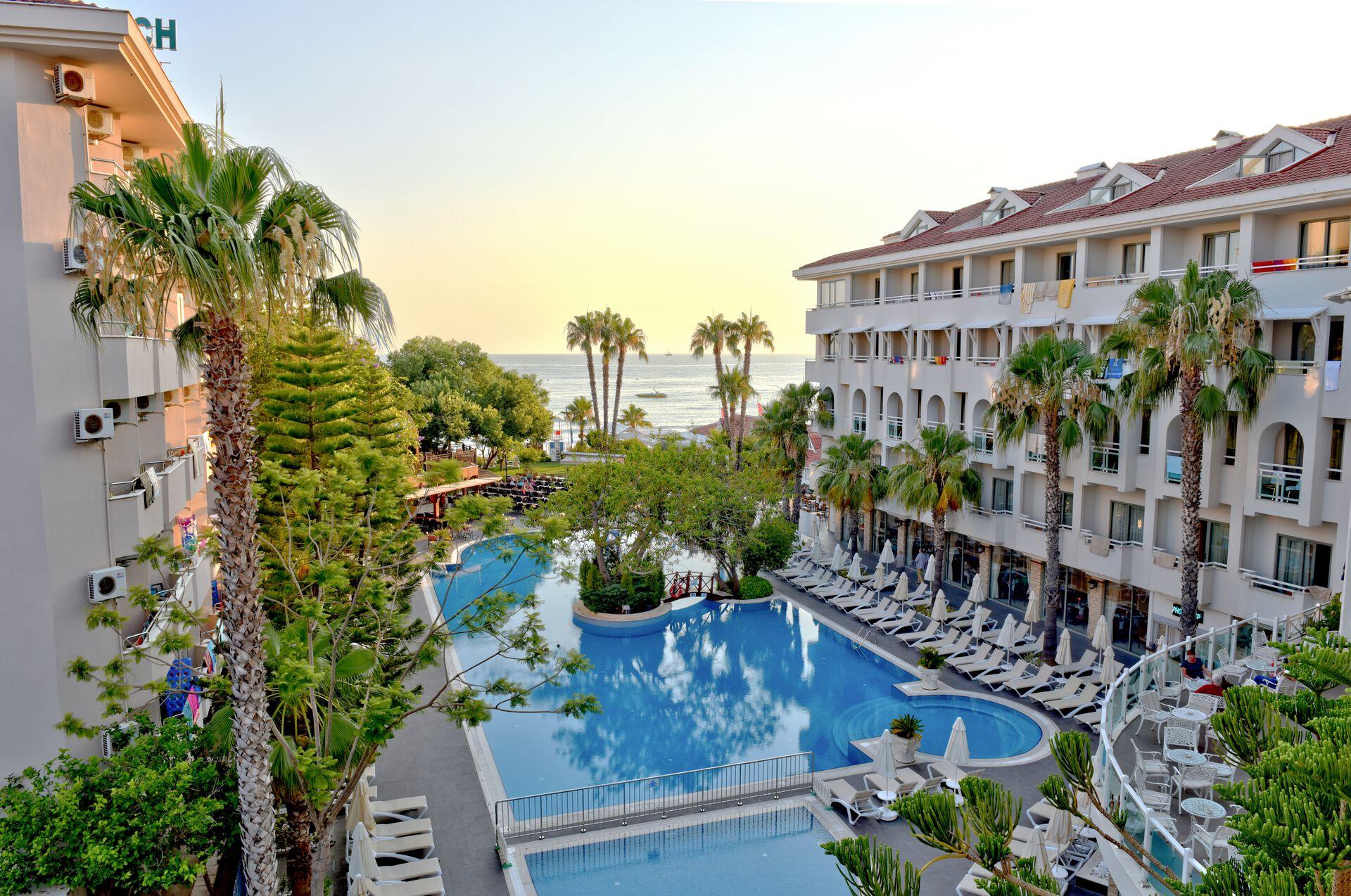 Hotel Side Star Beach - 5*