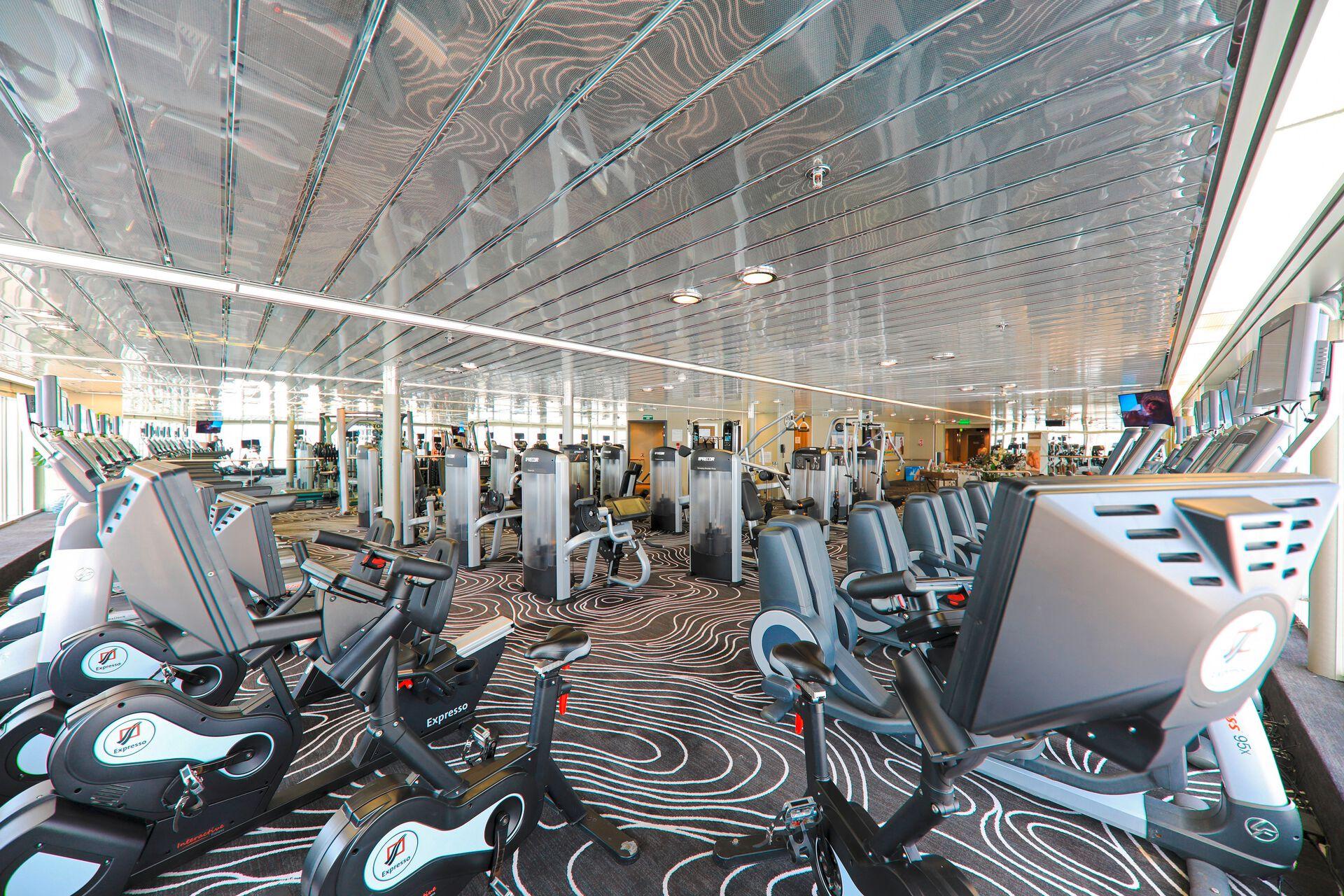 VASCO DA GAMA - Fitnesscenter