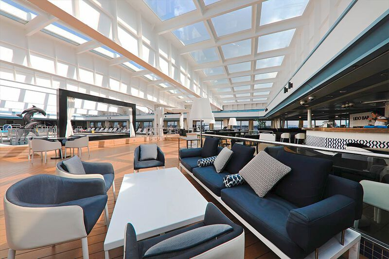 VASCO DA GAMA - Lounge mit überdachbarem Pool