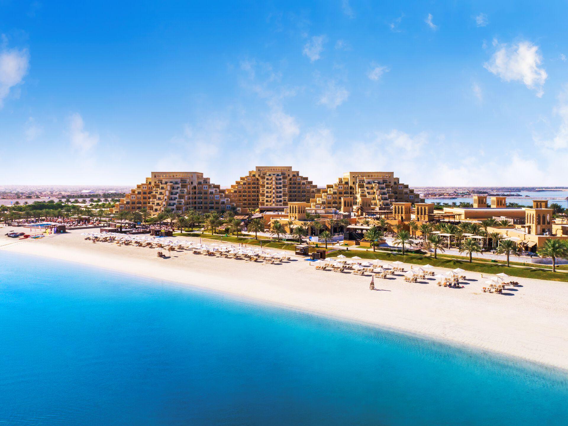 5* Jumeirah Emirates Towers & 5* Rixos Bab Al Bahr