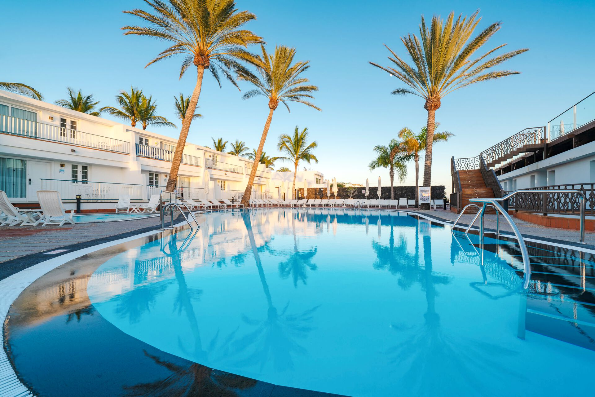 Séjour Lanzarote - Appartements Fariones - 3*